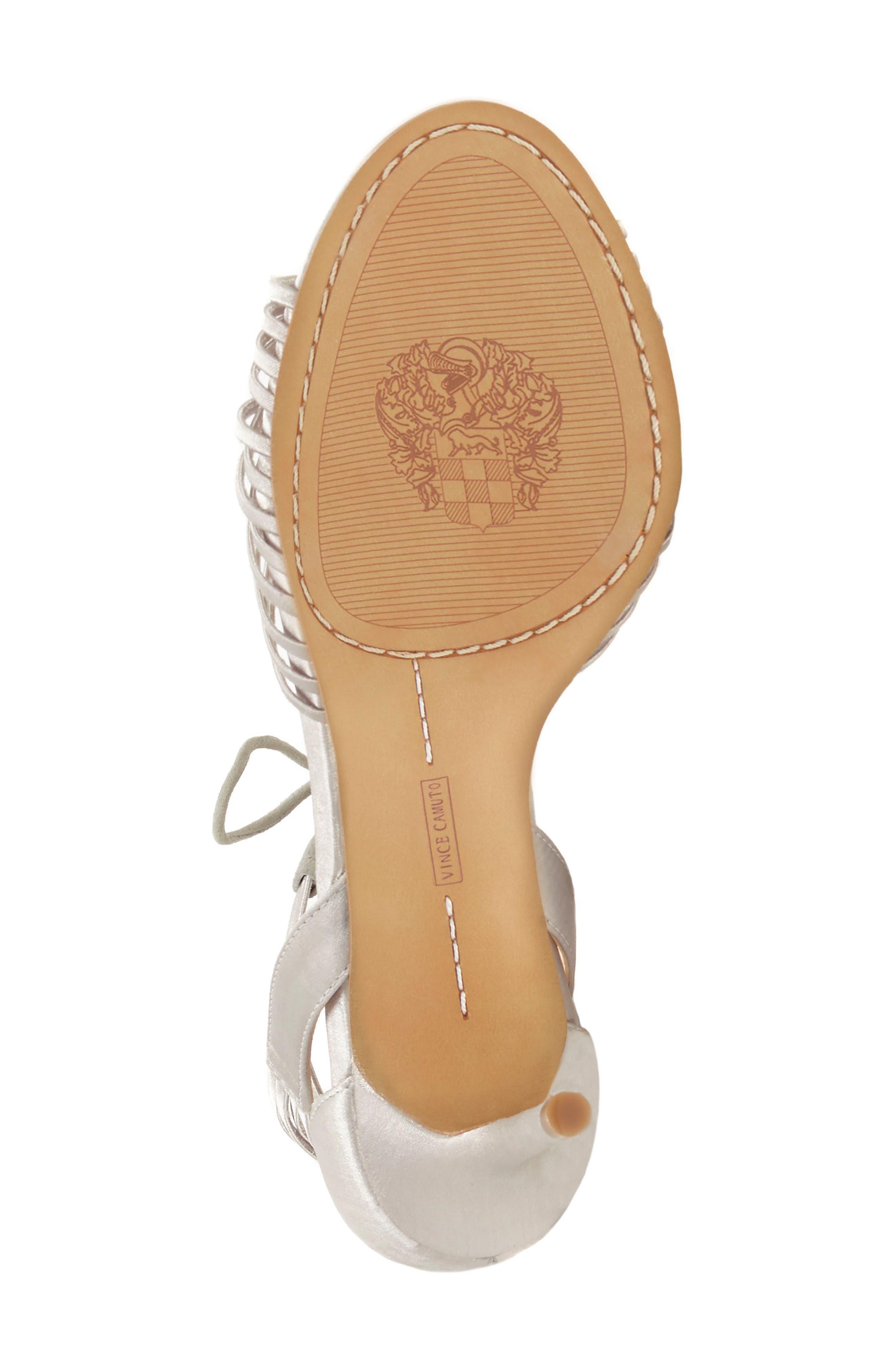 Stellima Tassel Sandal,                             Alternate thumbnail 42, color,