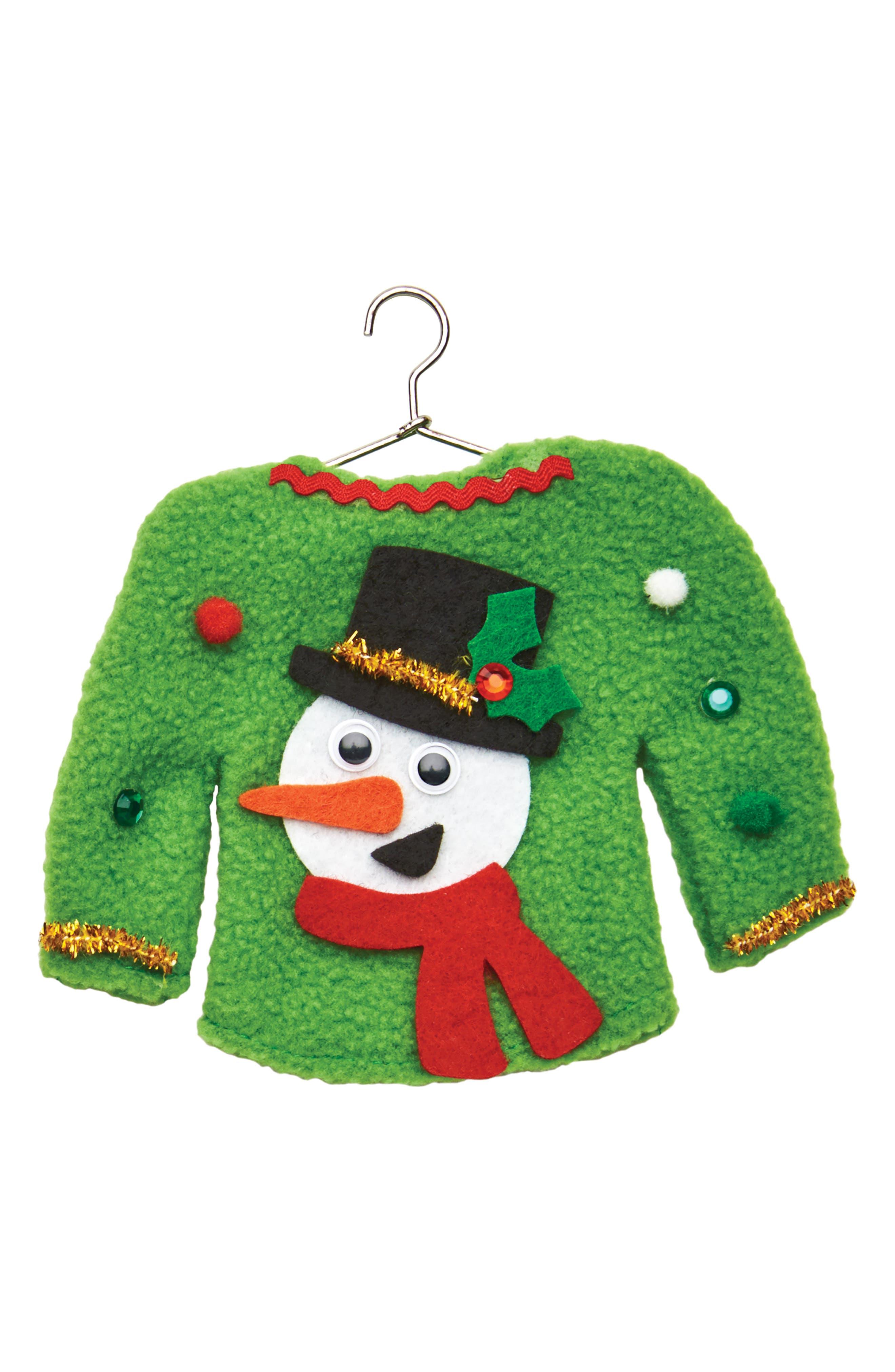 Sweater Ornaments Kit,                             Alternate thumbnail 4, color,                             320