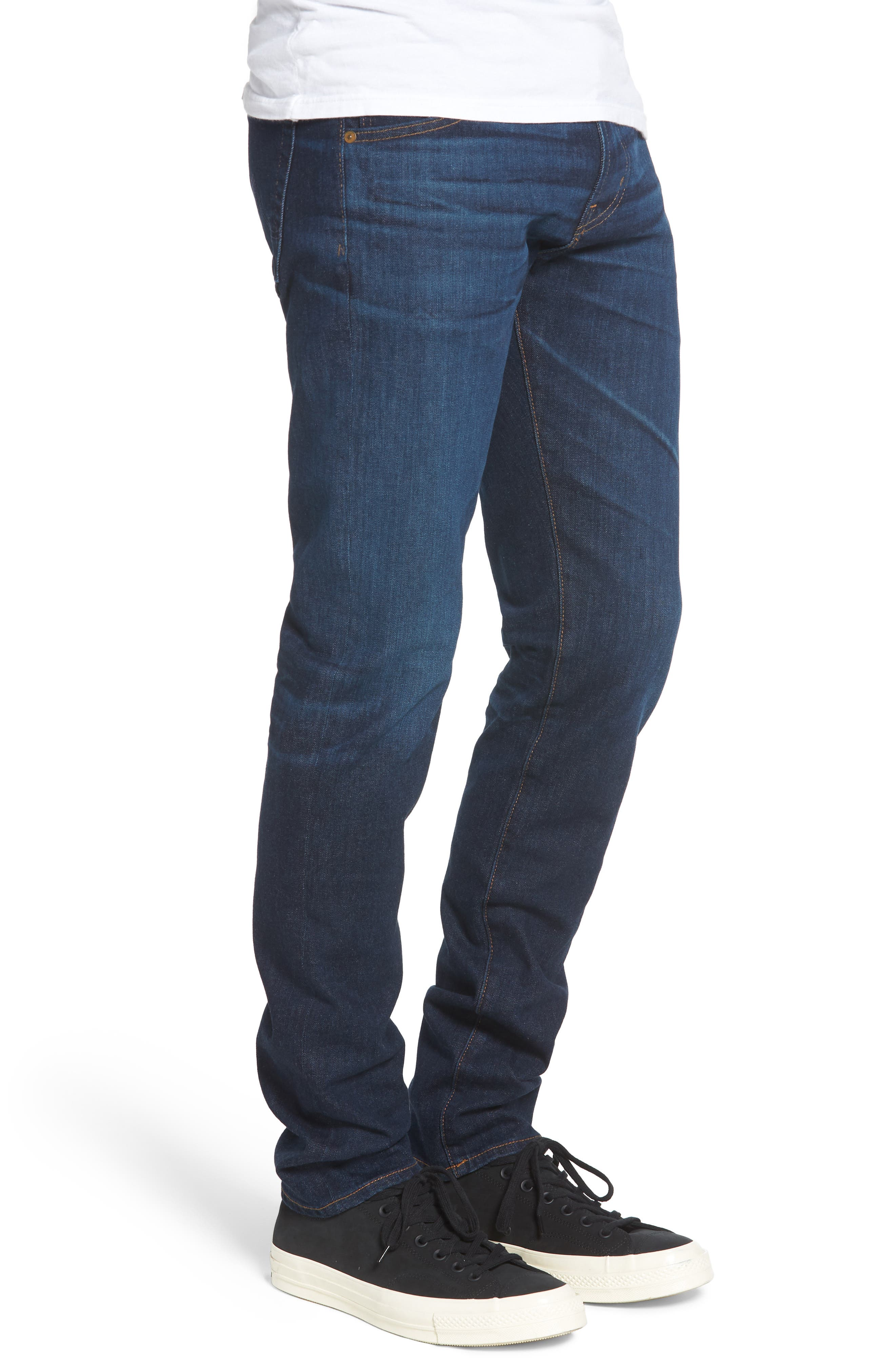 Dylan Skinny Fit Jeans,                             Alternate thumbnail 3, color,                             5 YEARS
