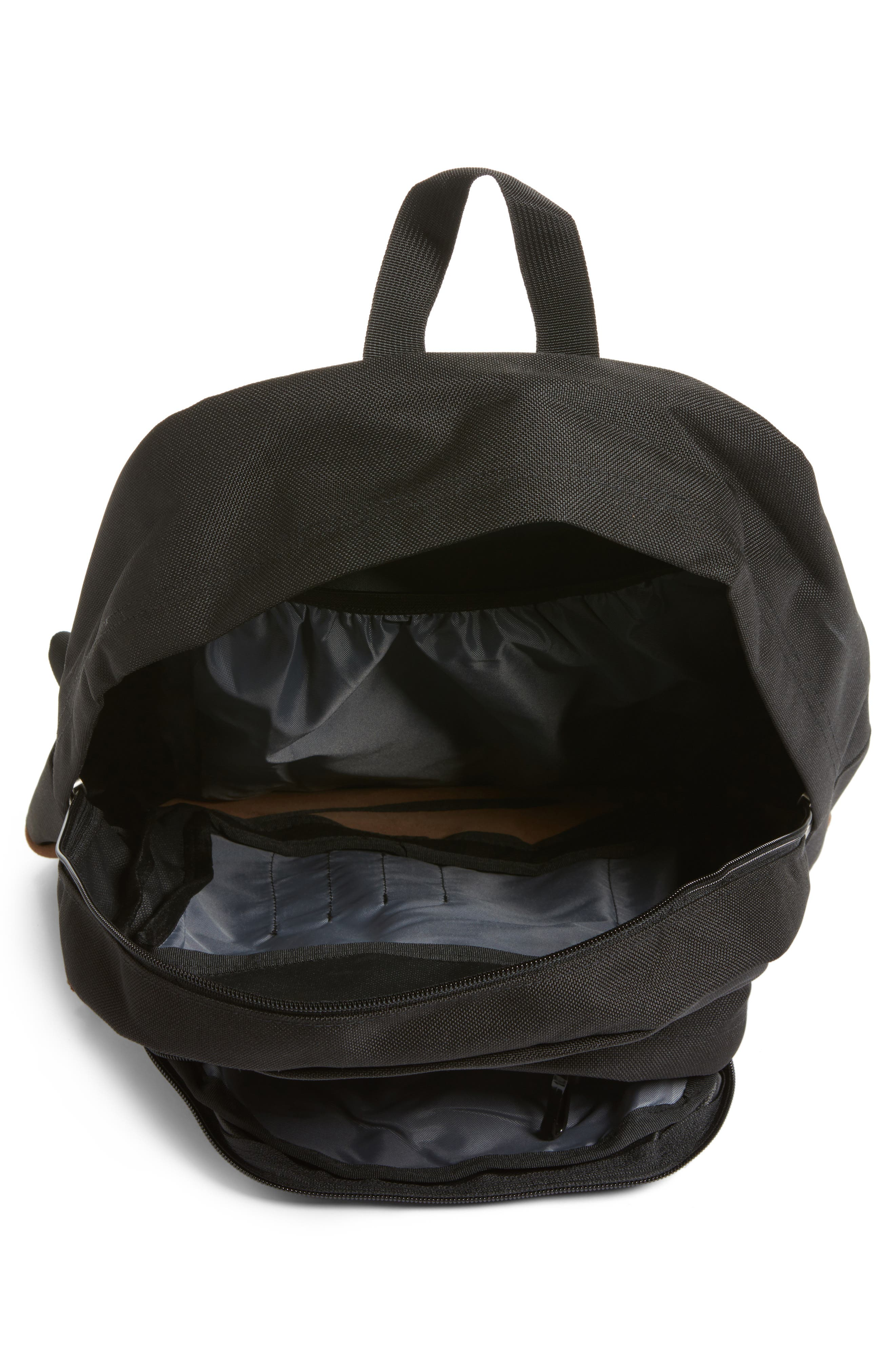 'Right Pack' Backpack,                             Alternate thumbnail 5, color,                             BLACK