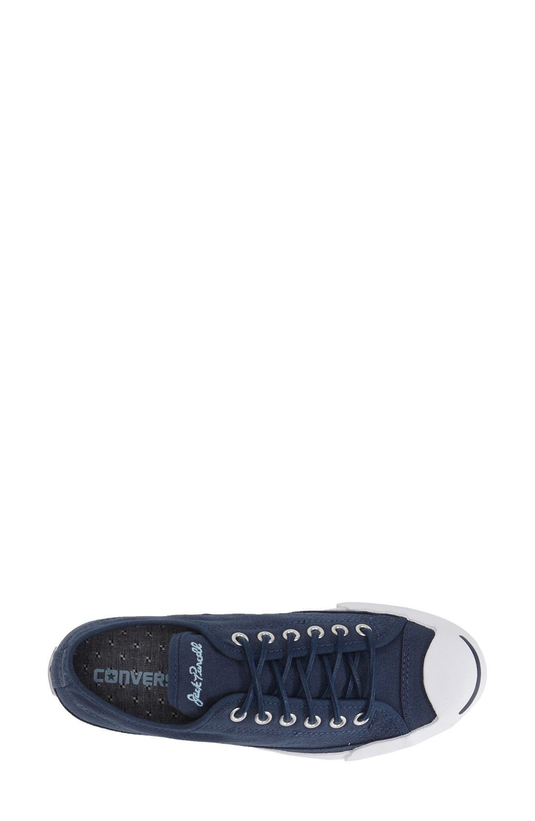 'Jack Purcell' Low Top Slip On Sneaker,                             Alternate thumbnail 5, color,