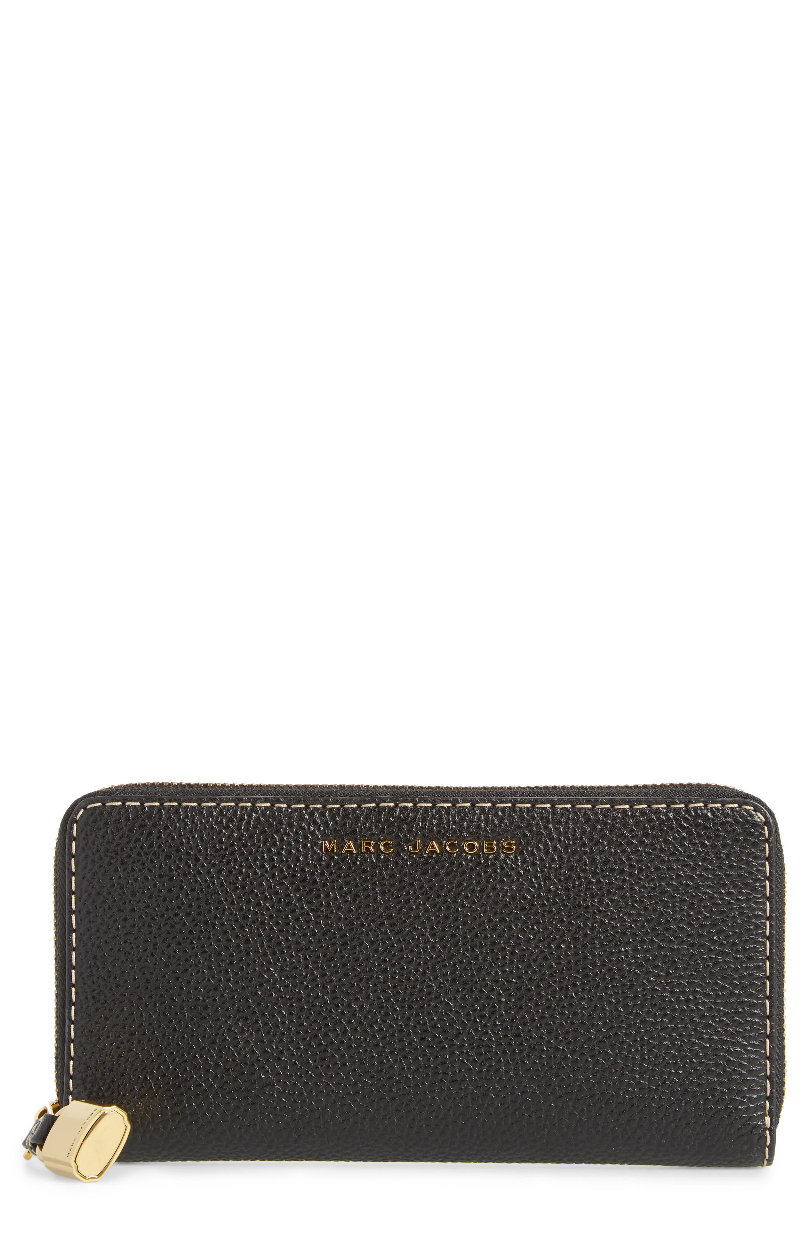 The Grind Standard Continental Wallet,                             Main thumbnail 1, color,                             001
