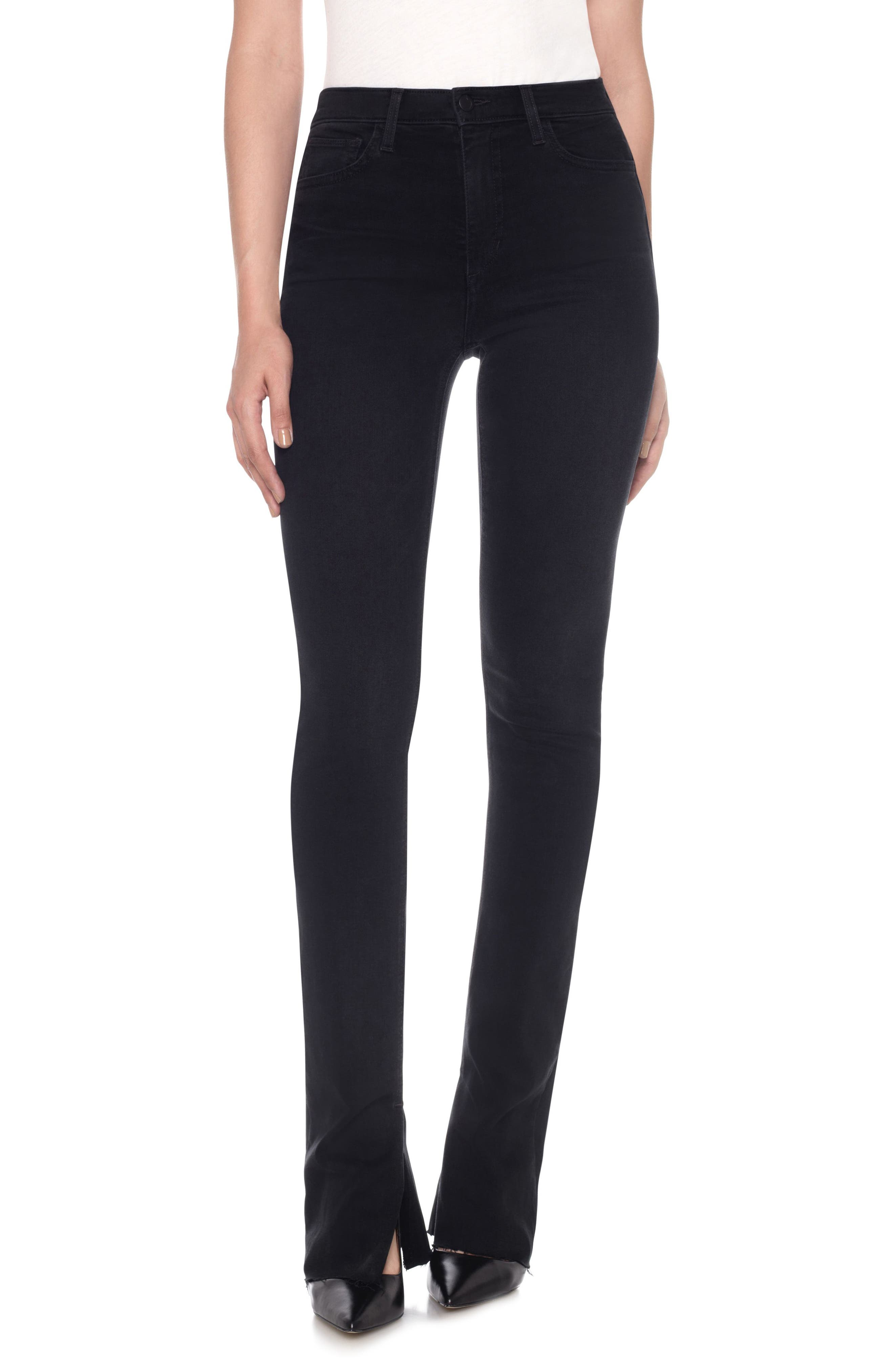 Microflare Bootcut Jeans,                         Main,                         color, 011