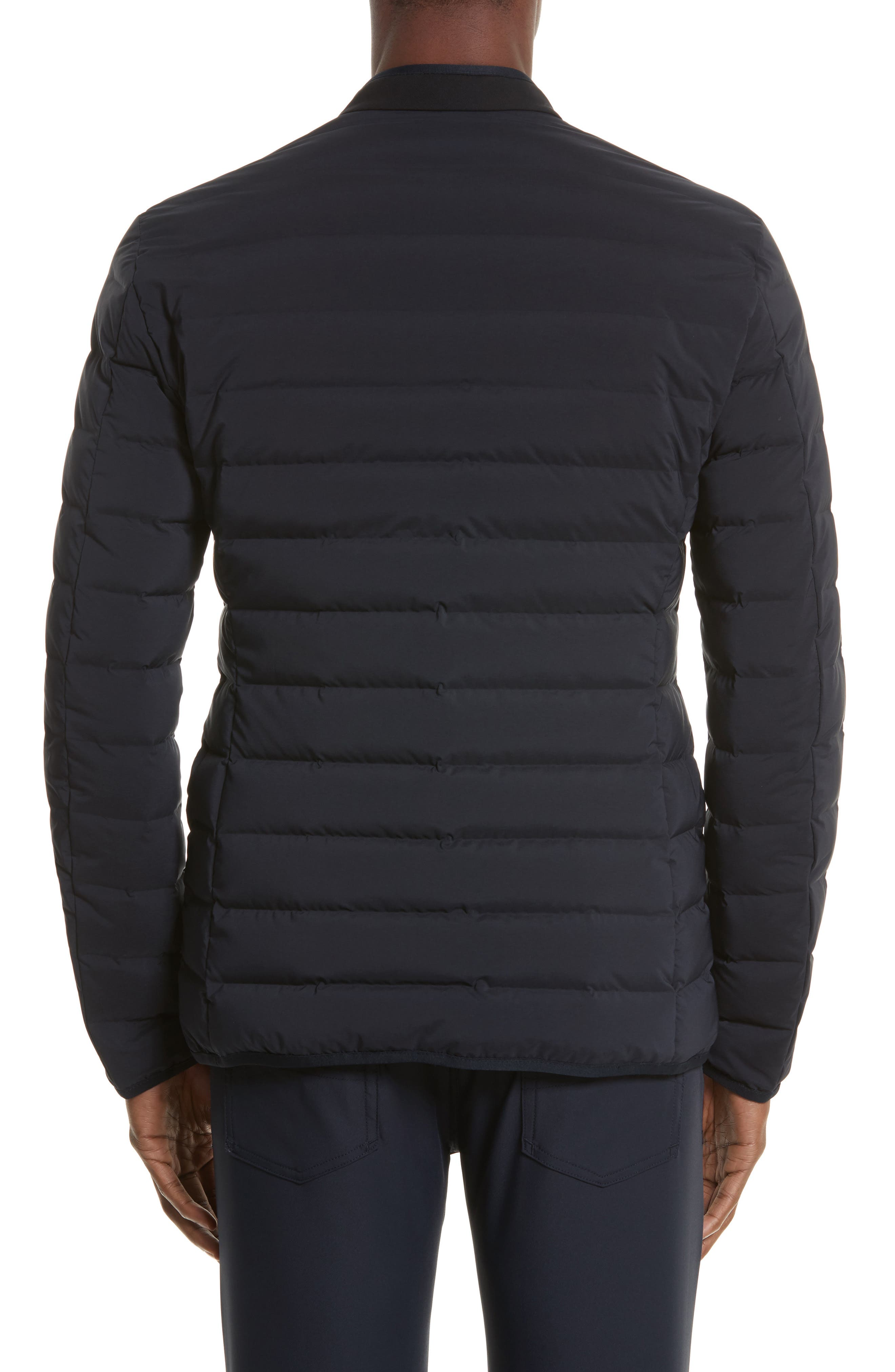 Quilted Down Jacket,                             Alternate thumbnail 2, color,                             410