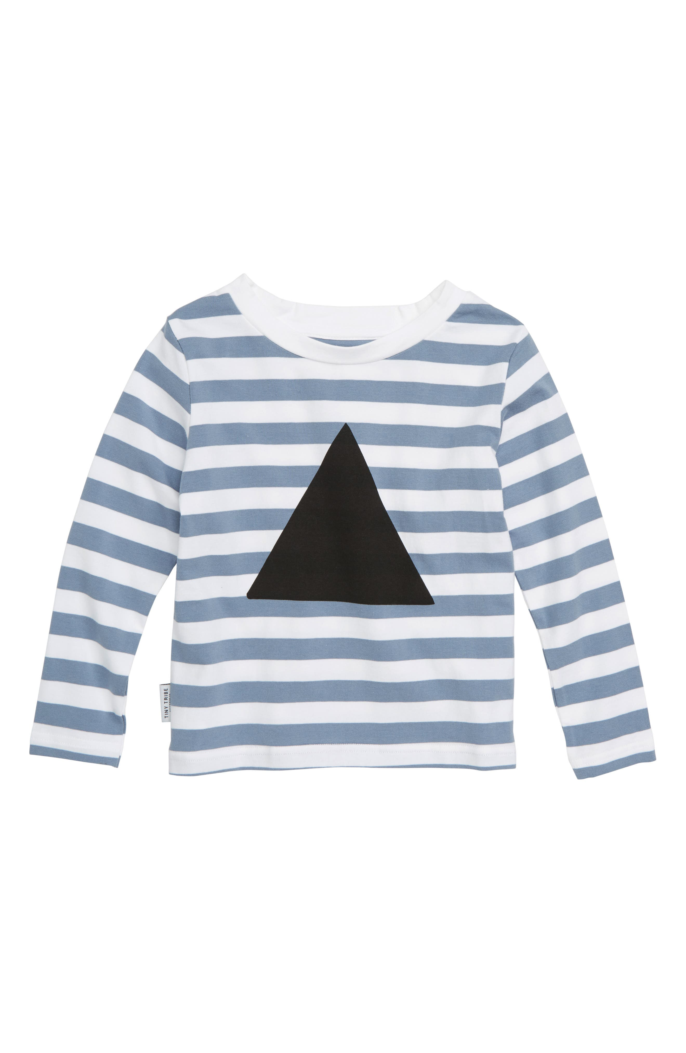 Triangle T-Shirt,                         Main,                         color, 400
