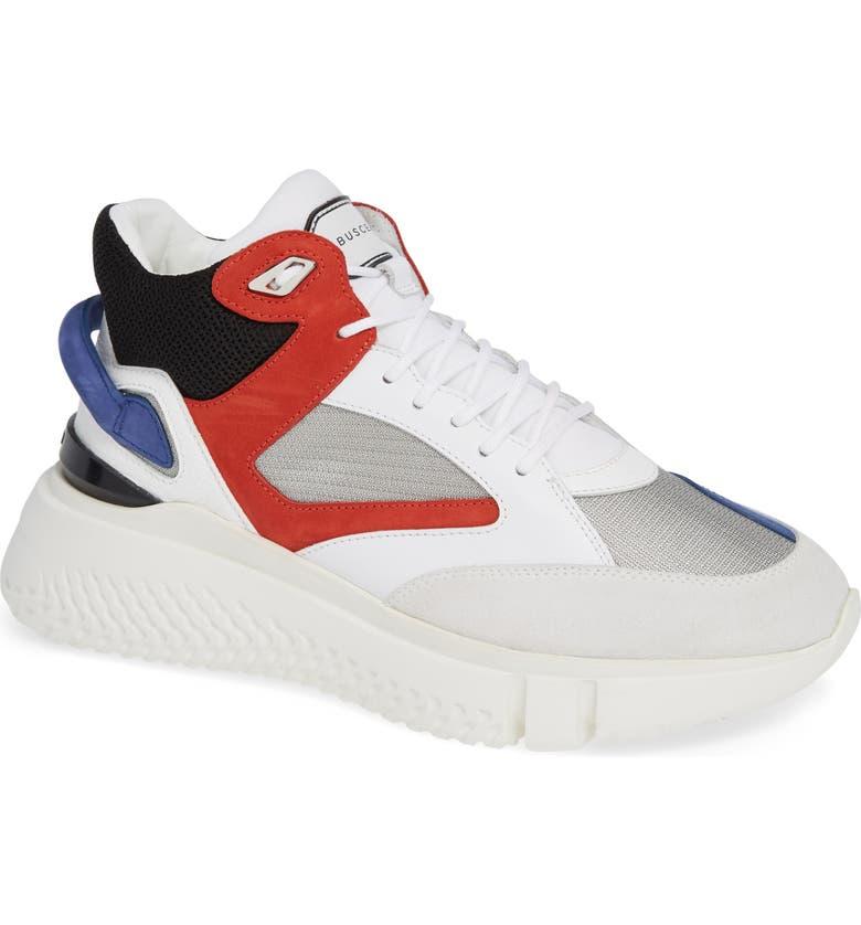 Buscemi Veloce Mid Sneaker