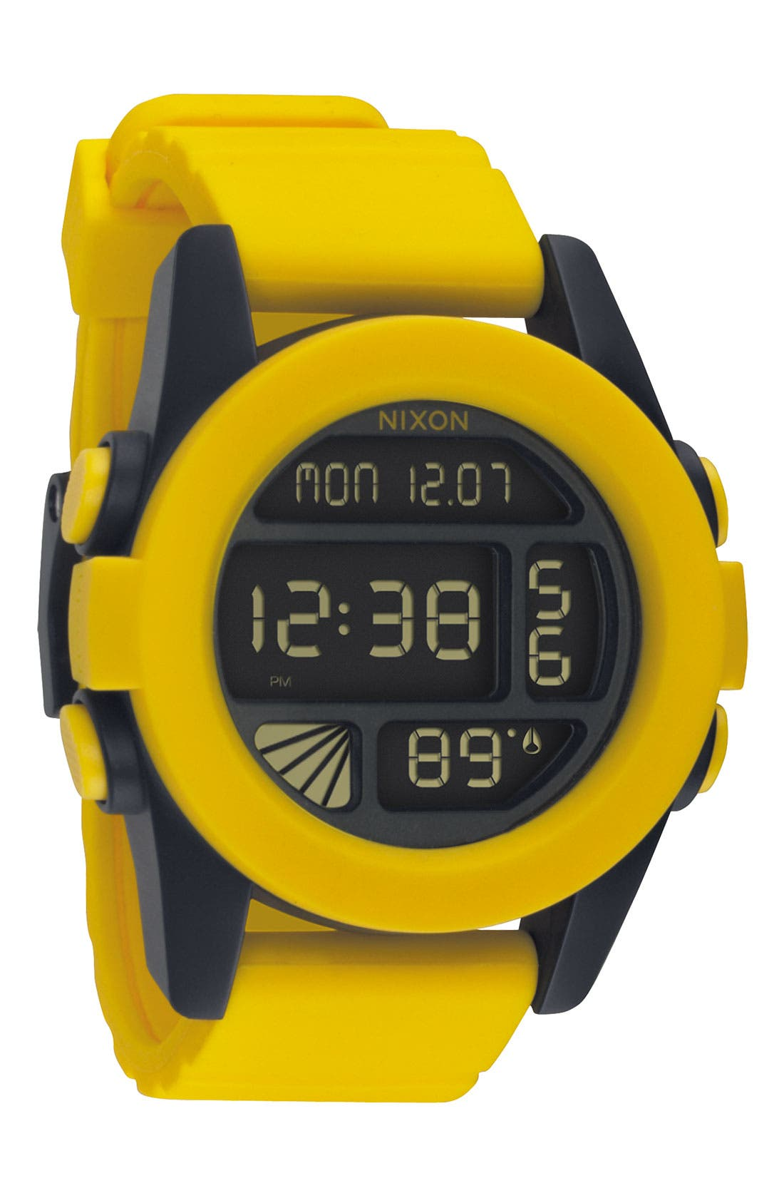 'The Unit' Round Digital Watch, 44mm,                             Main thumbnail 14, color,