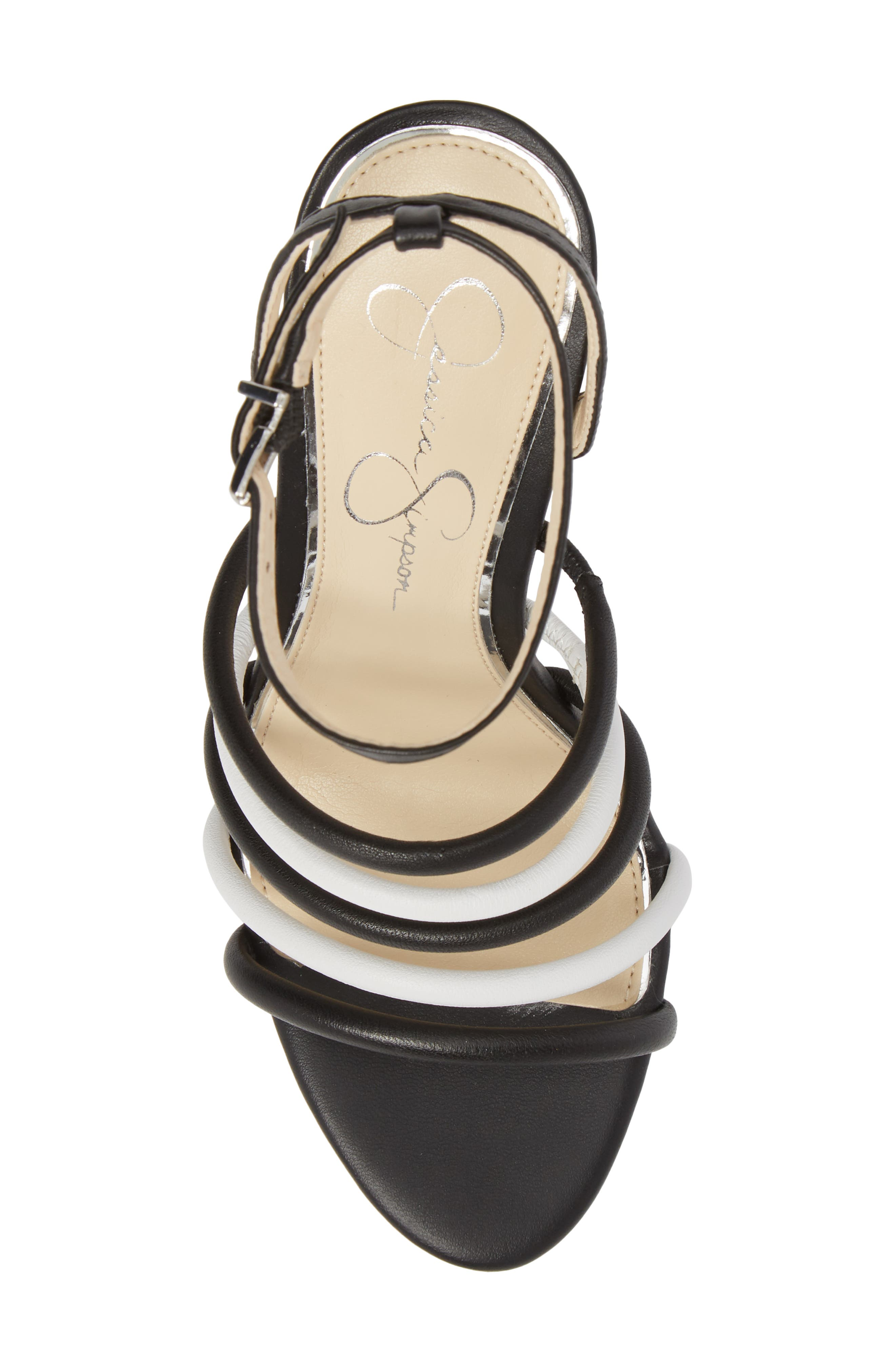 Joselle Strappy Sandal,                             Alternate thumbnail 13, color,
