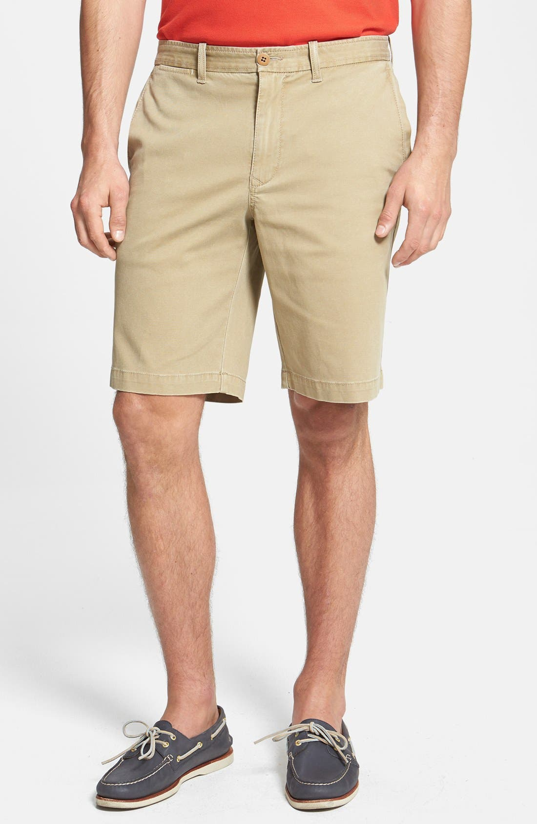 'Bedford & Son' Corduroy Walking Shorts,                             Alternate thumbnail 5, color,                             200