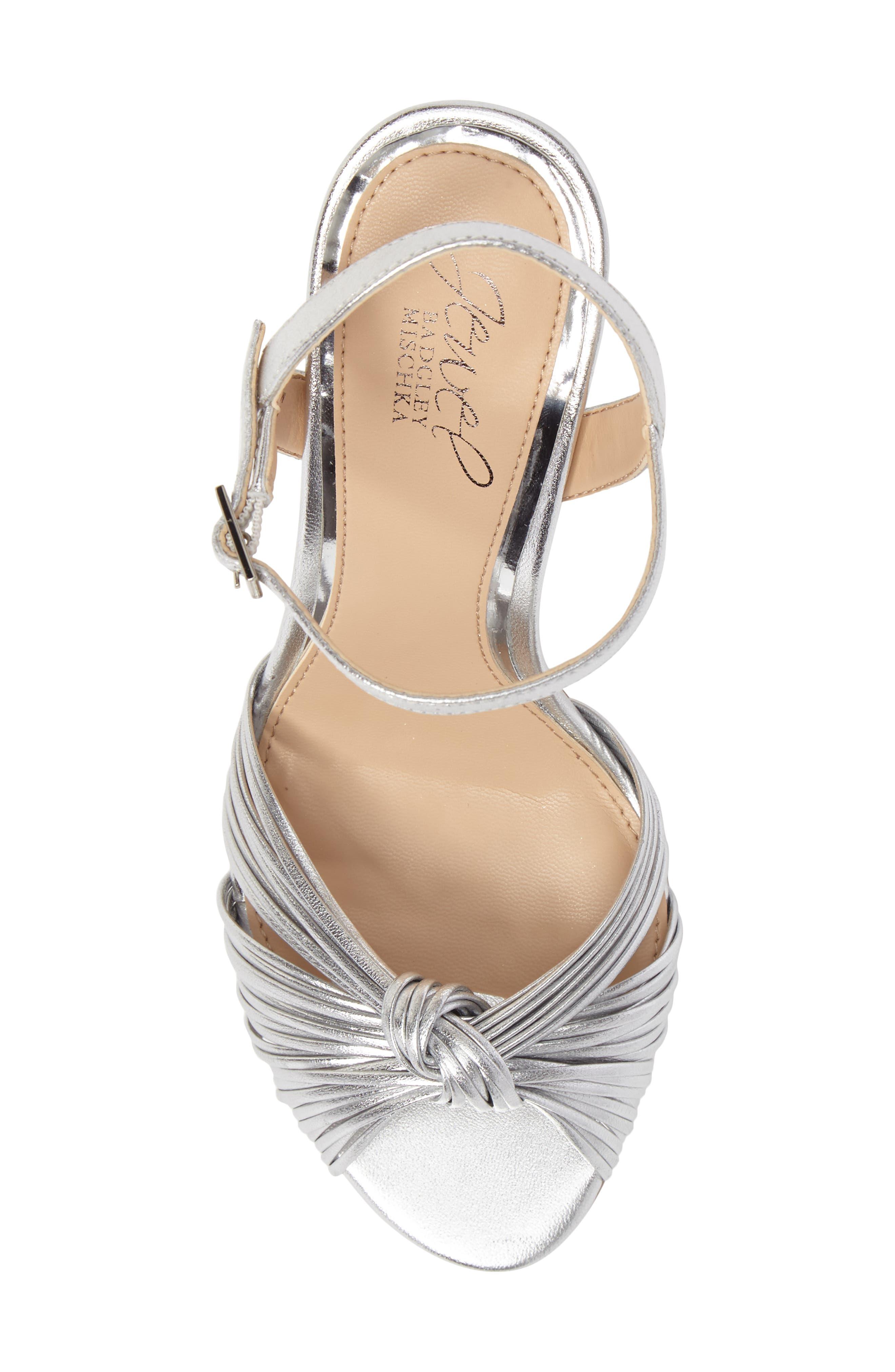 Lady Ankle Strap Sandal,                             Alternate thumbnail 5, color,                             046
