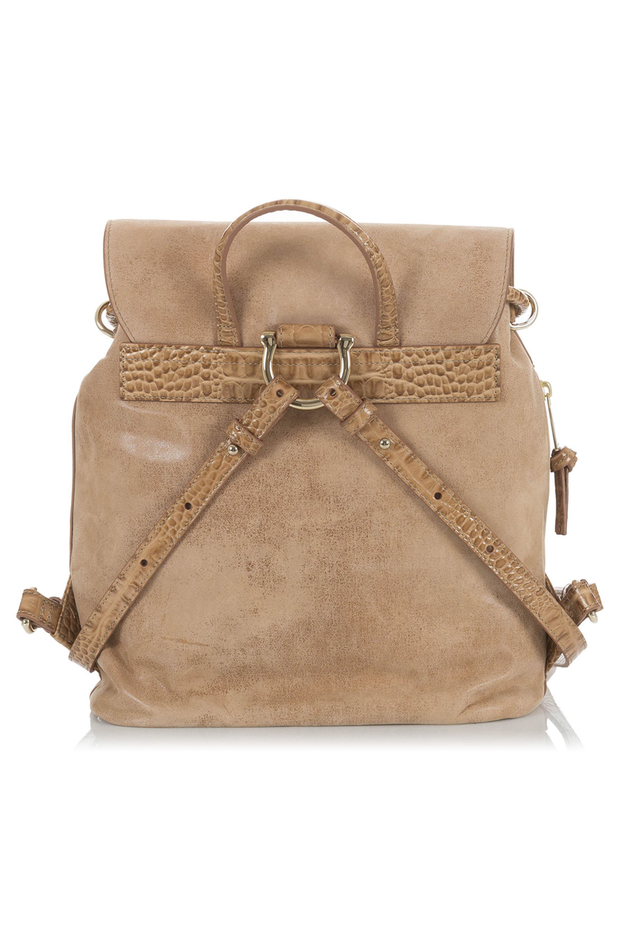 Josie Leather Backpack,                             Alternate thumbnail 2, color,                             200