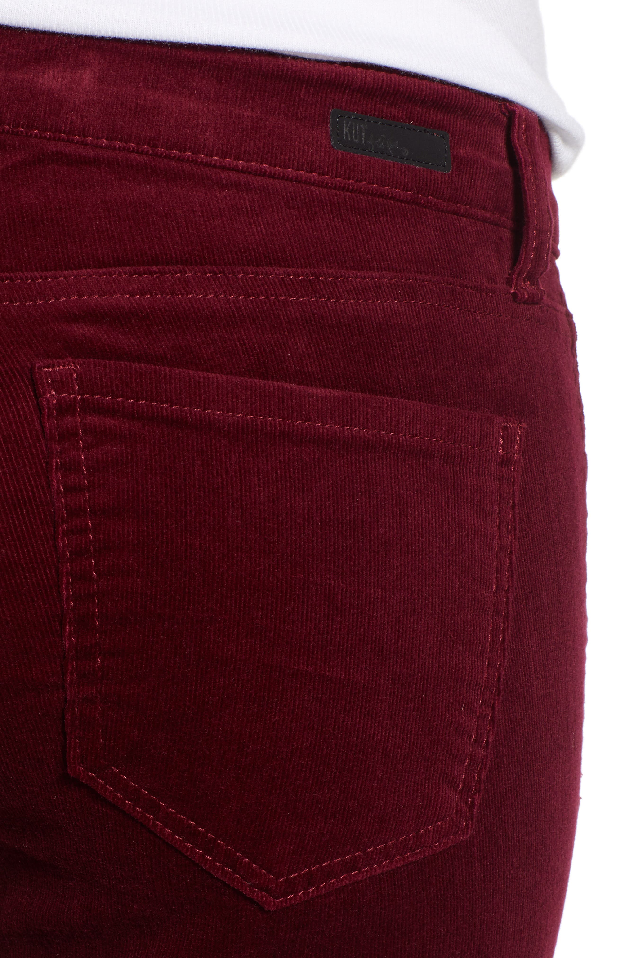 Baby Bootcut Corduroy Jeans,                             Alternate thumbnail 83, color,