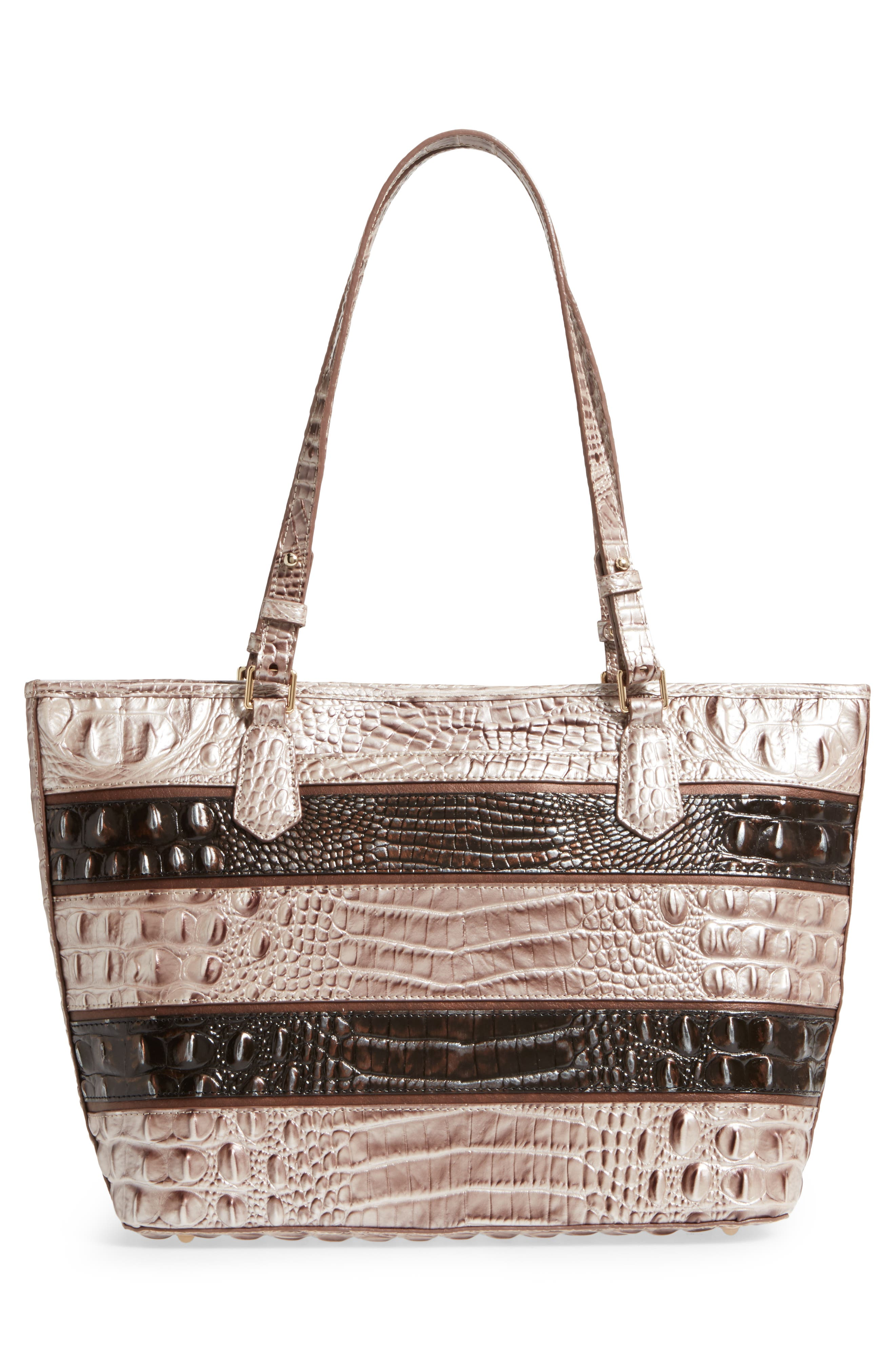 Seine - Medium Asher Leather Tote,                             Alternate thumbnail 3, color,                             210