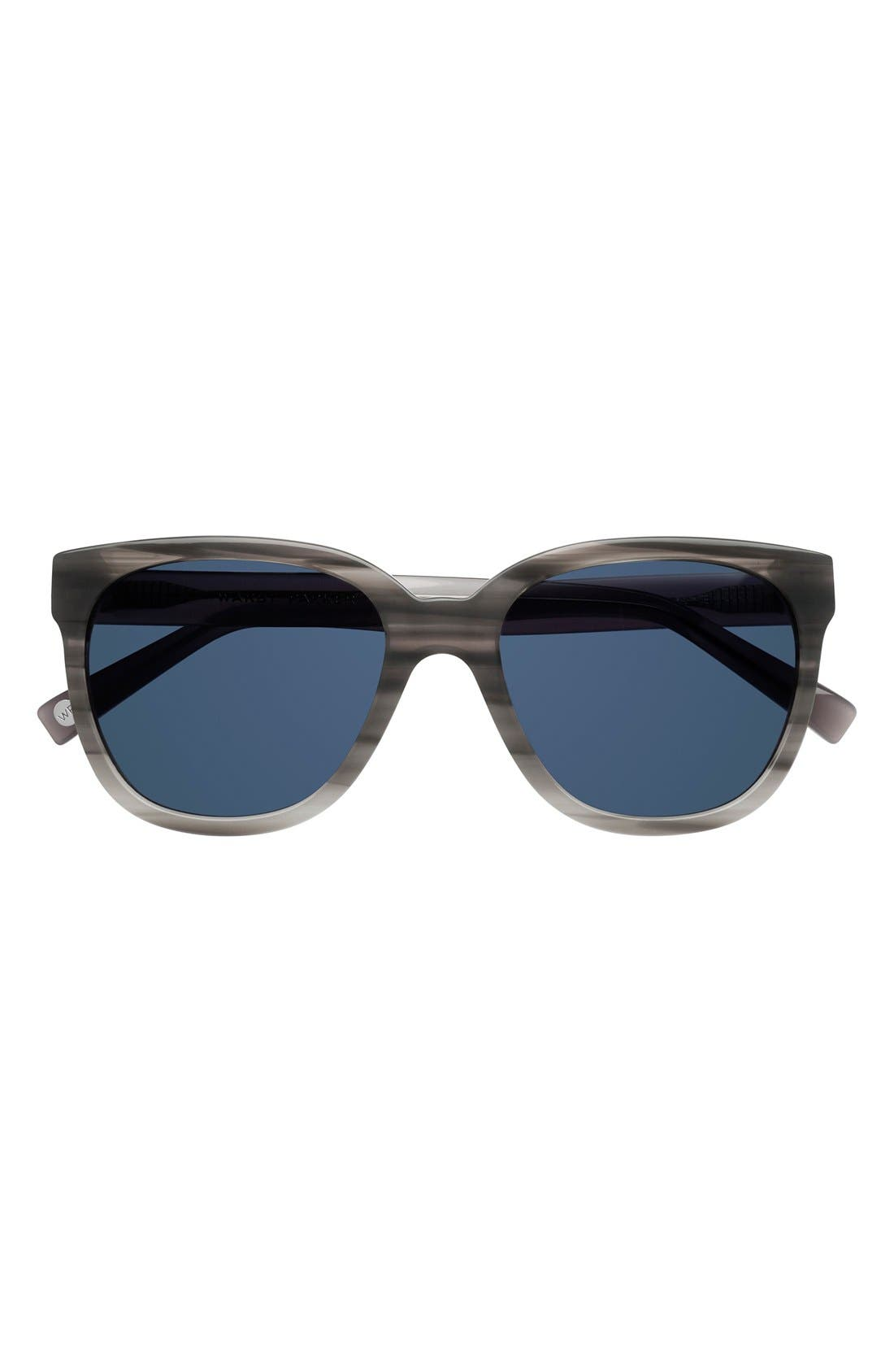 WARBY PARKER,                             'Reilly' 55mm Polarized Sunglasses,                             Alternate thumbnail 2, color,                             060