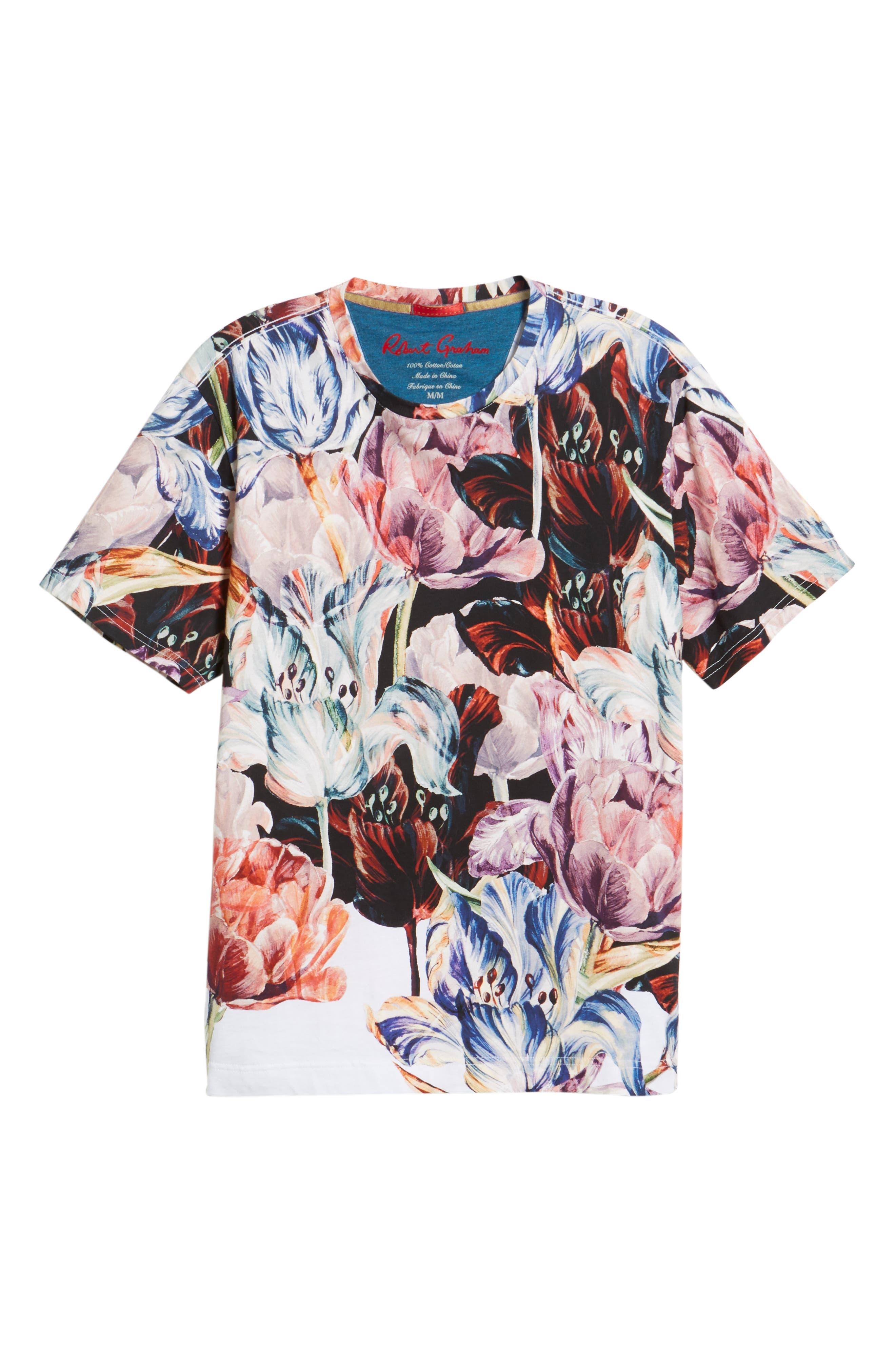 Eddystone T-Shirt,                             Alternate thumbnail 6, color,                             650