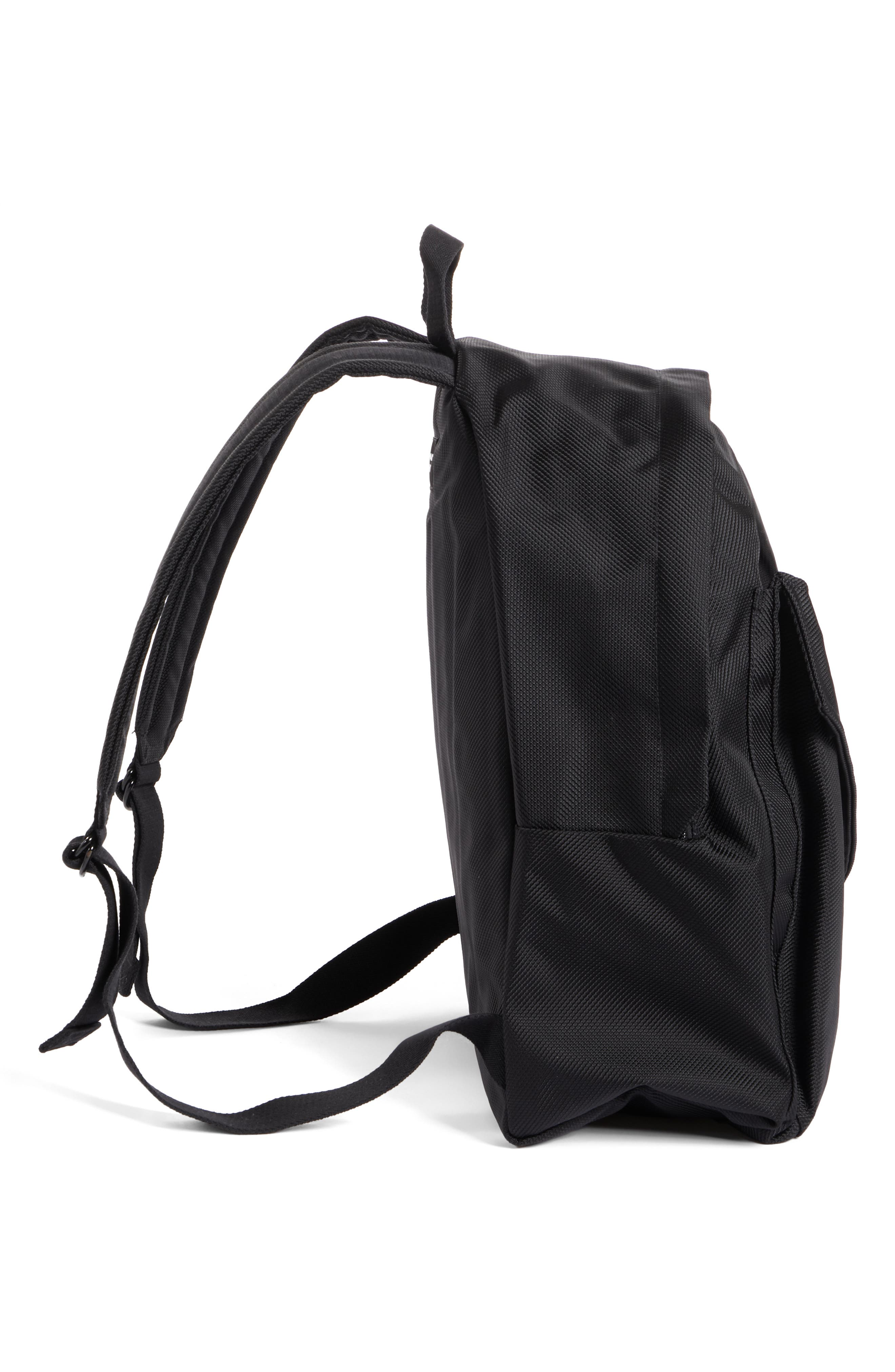 Eastpak x Raf Simons Classic Structured Backpack,                             Alternate thumbnail 5, color,                             001