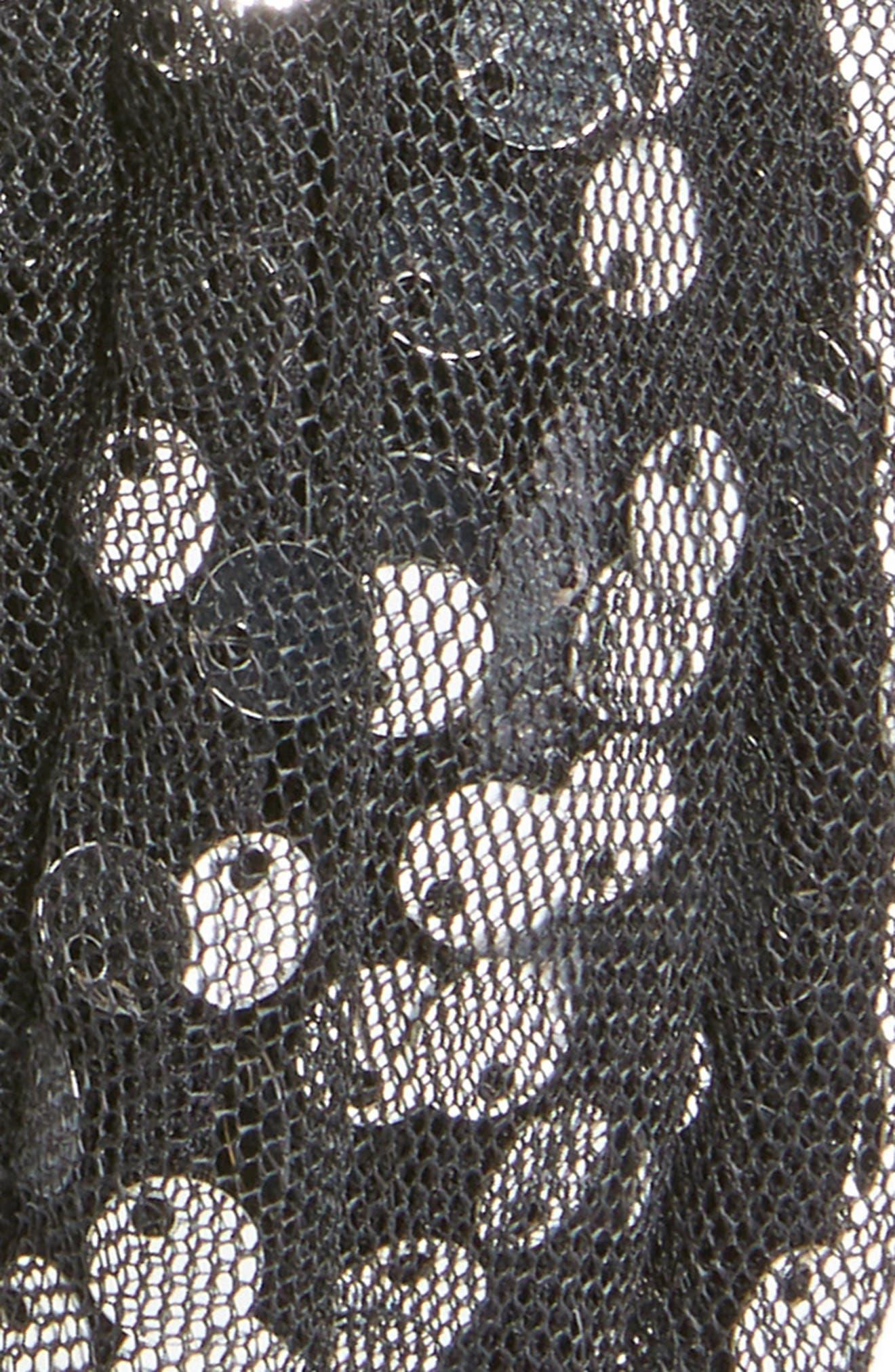 Sequin Turban Headband,                             Alternate thumbnail 2, color,                             001