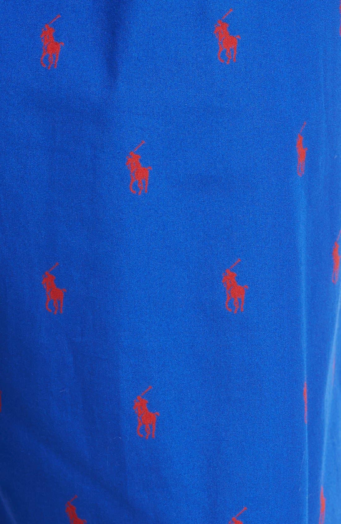 Cotton Lounge Pants,                             Alternate thumbnail 60, color,