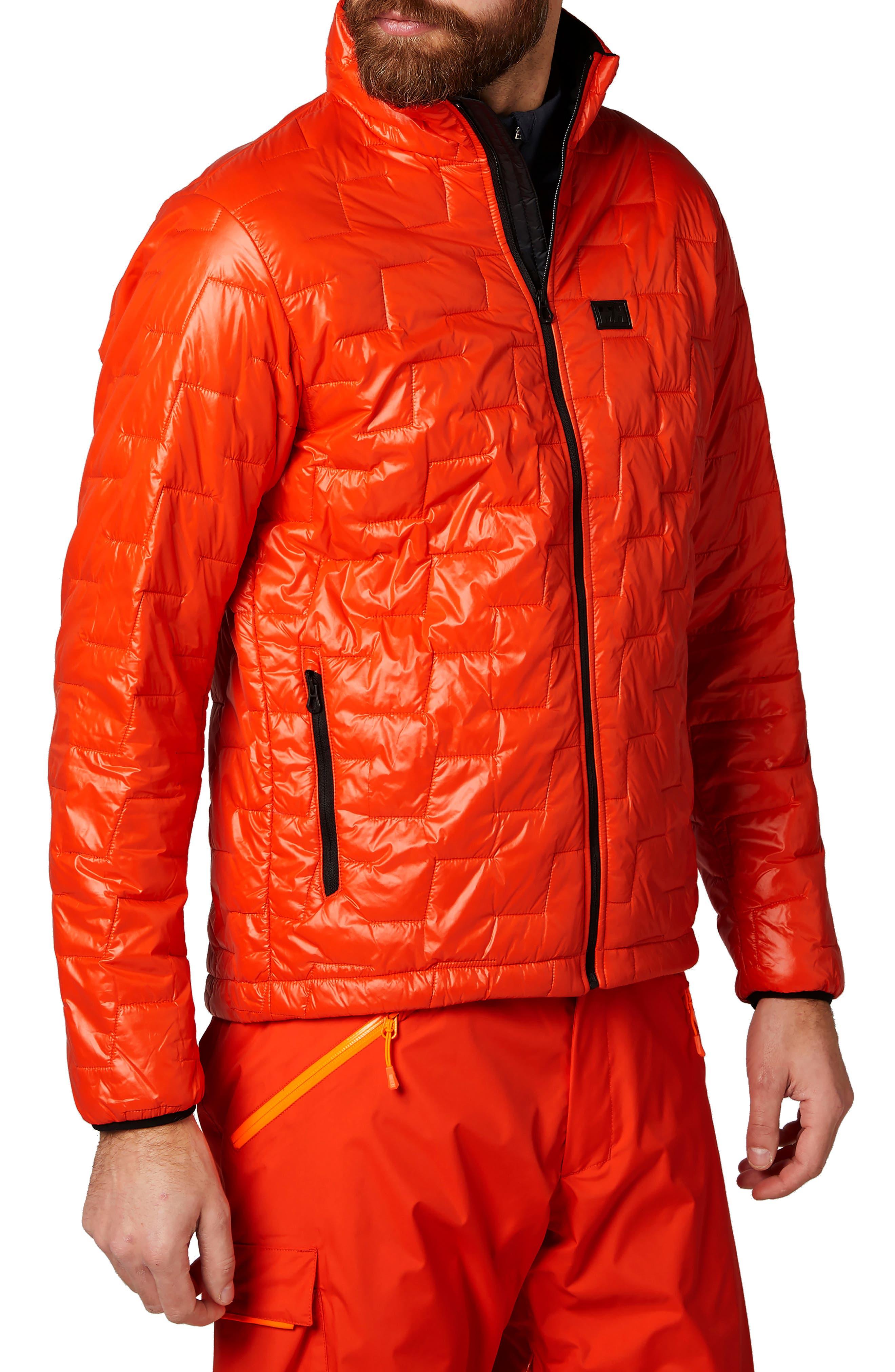 Helly Hansen Lifaloft Insulator Jacket, Red