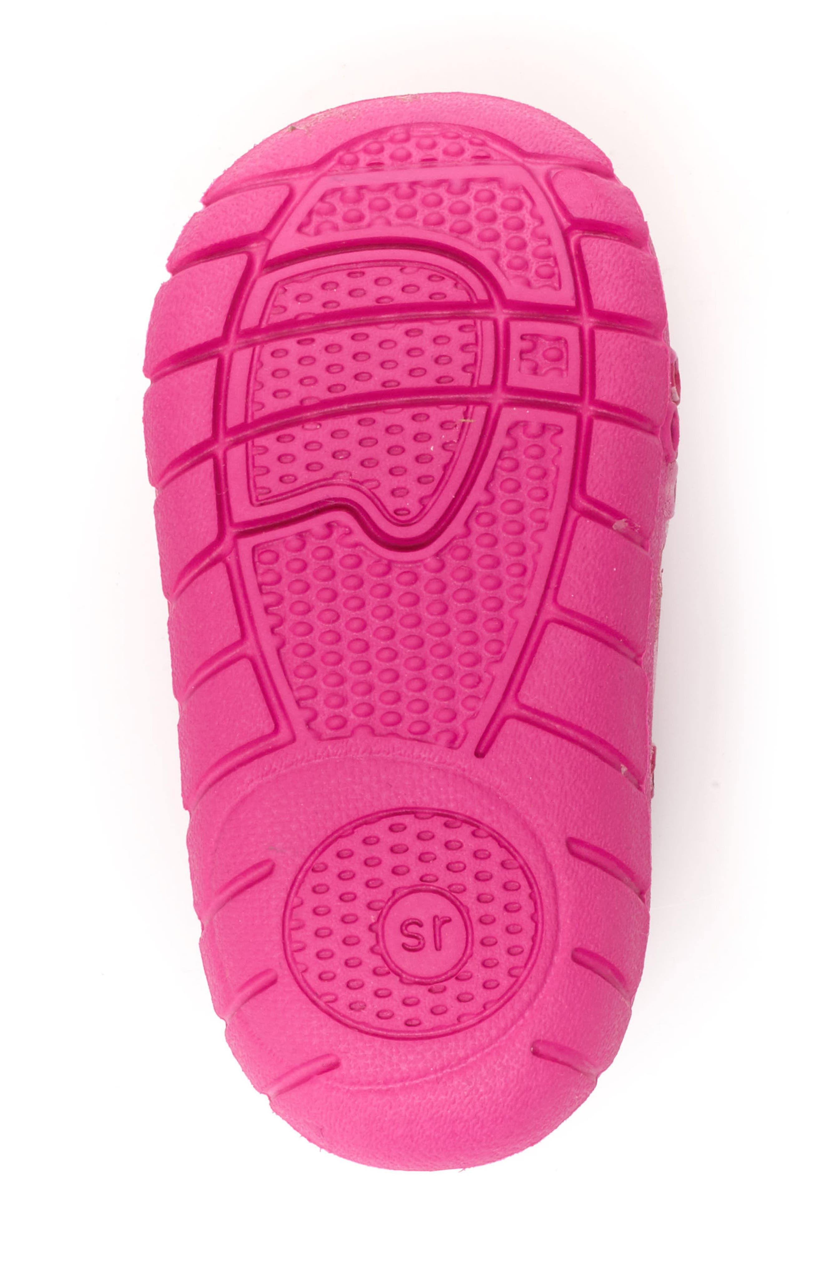 STRIDE RITE,                             Made2Play<sup>®</sup> Phibian Sneaker,                             Alternate thumbnail 6, color,                             PINK FLORAL EVA