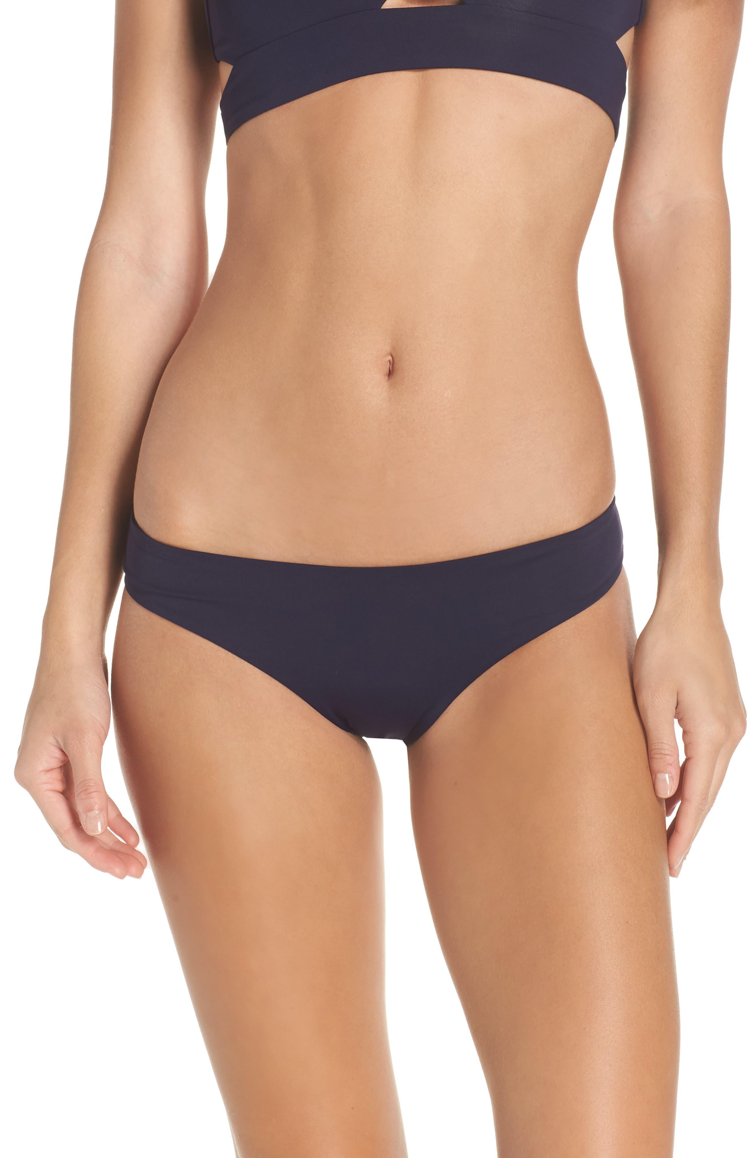 'Ali' Moderate Coverage Bikini Bottoms,                         Main,                         color, 474