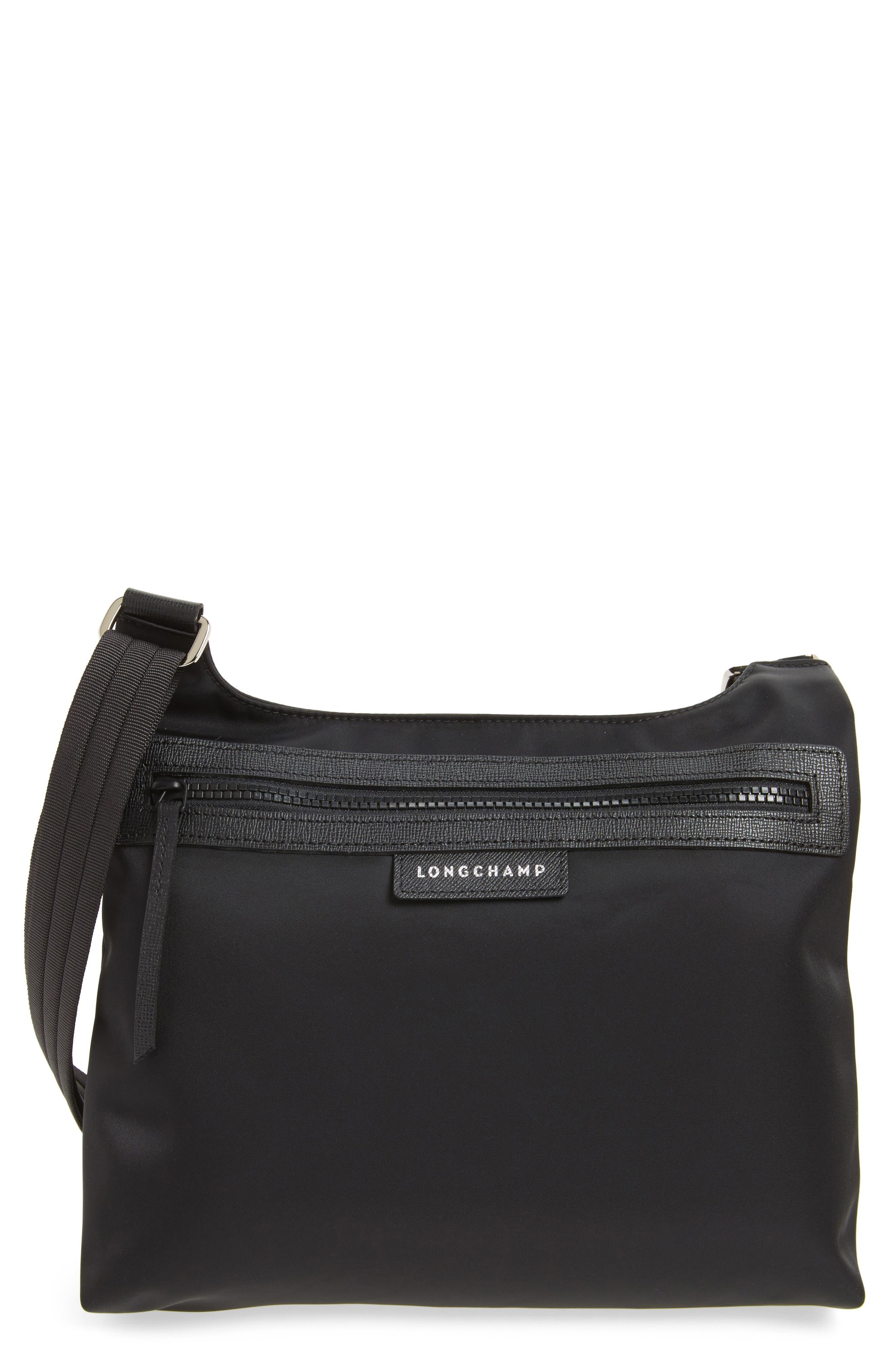 'Le Pliage Neo' Nylon Crossbody Bag,                             Alternate thumbnail 2, color,                             BLACK