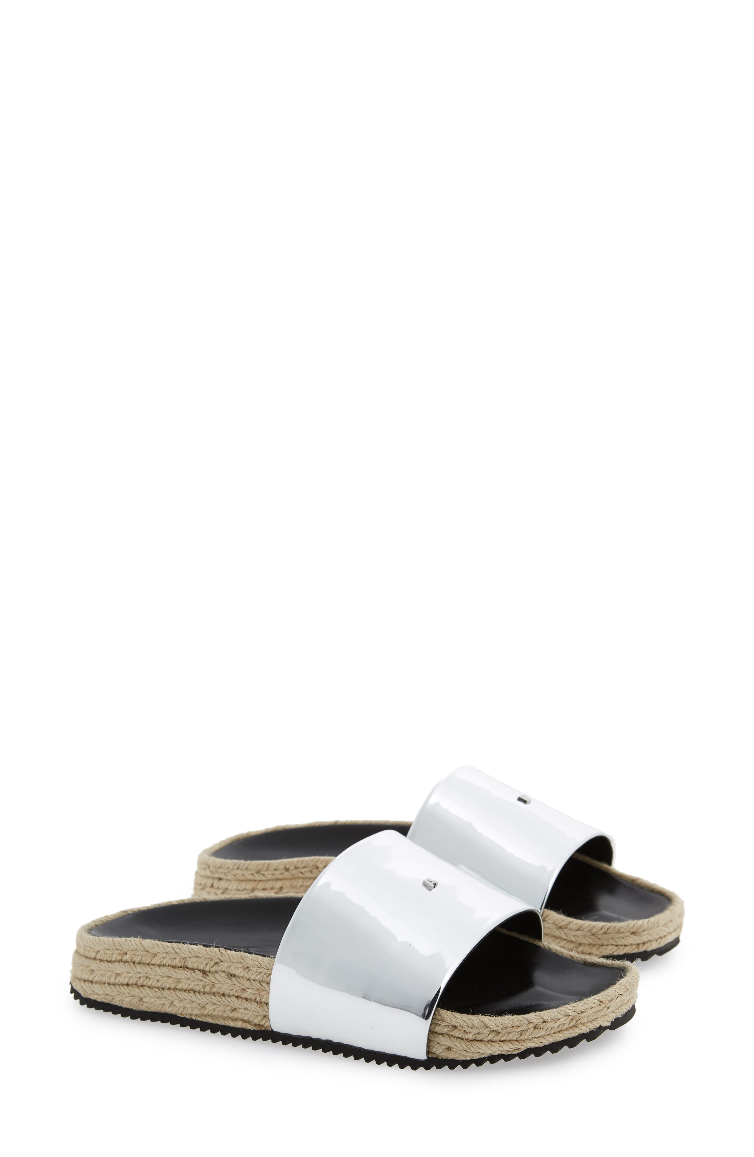 Suki Espadrille Slide Sandal,                             Alternate thumbnail 2, color,                             043