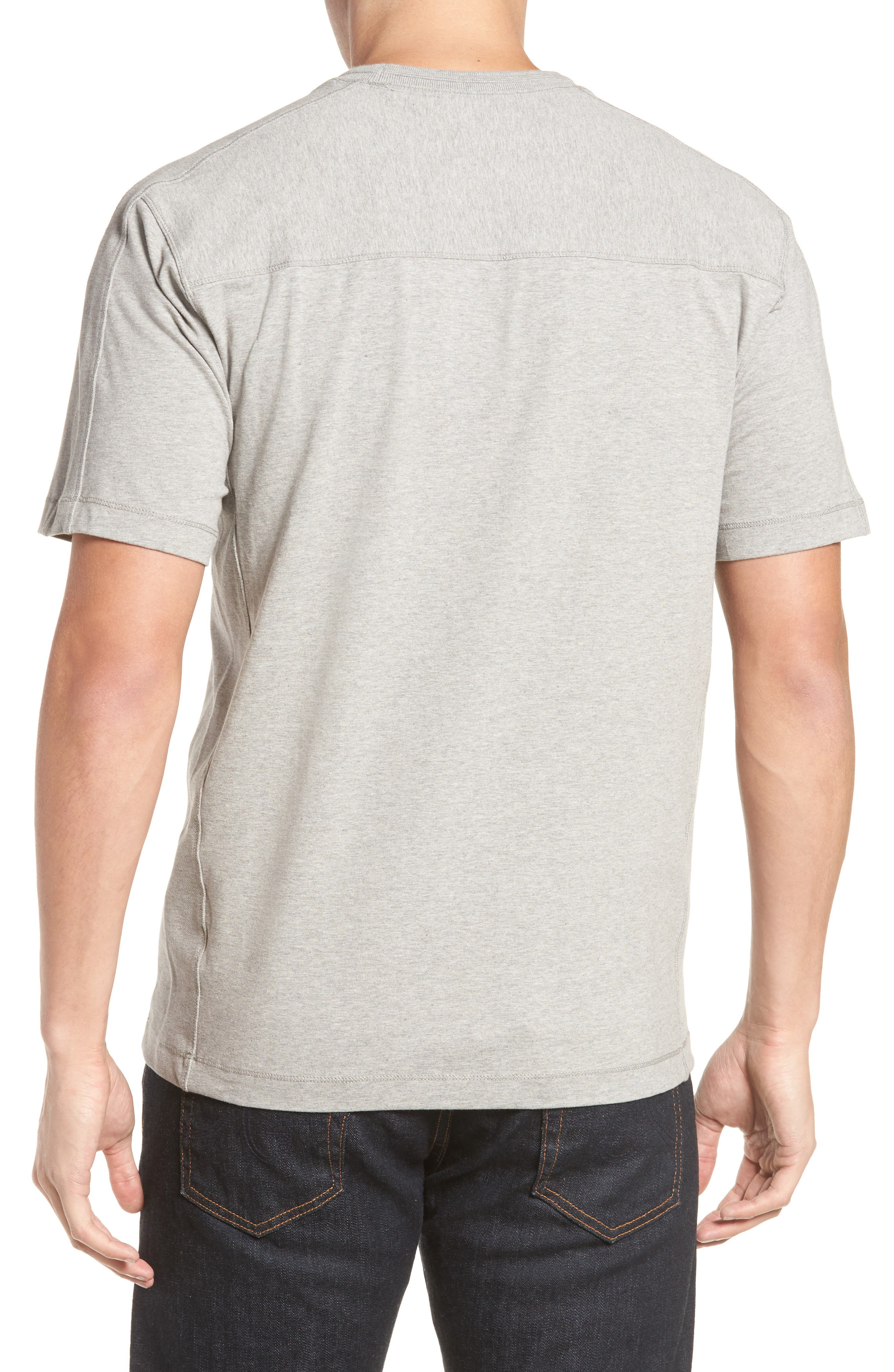 Steve Stretch Jersey T-Shirt,                             Alternate thumbnail 5, color,
