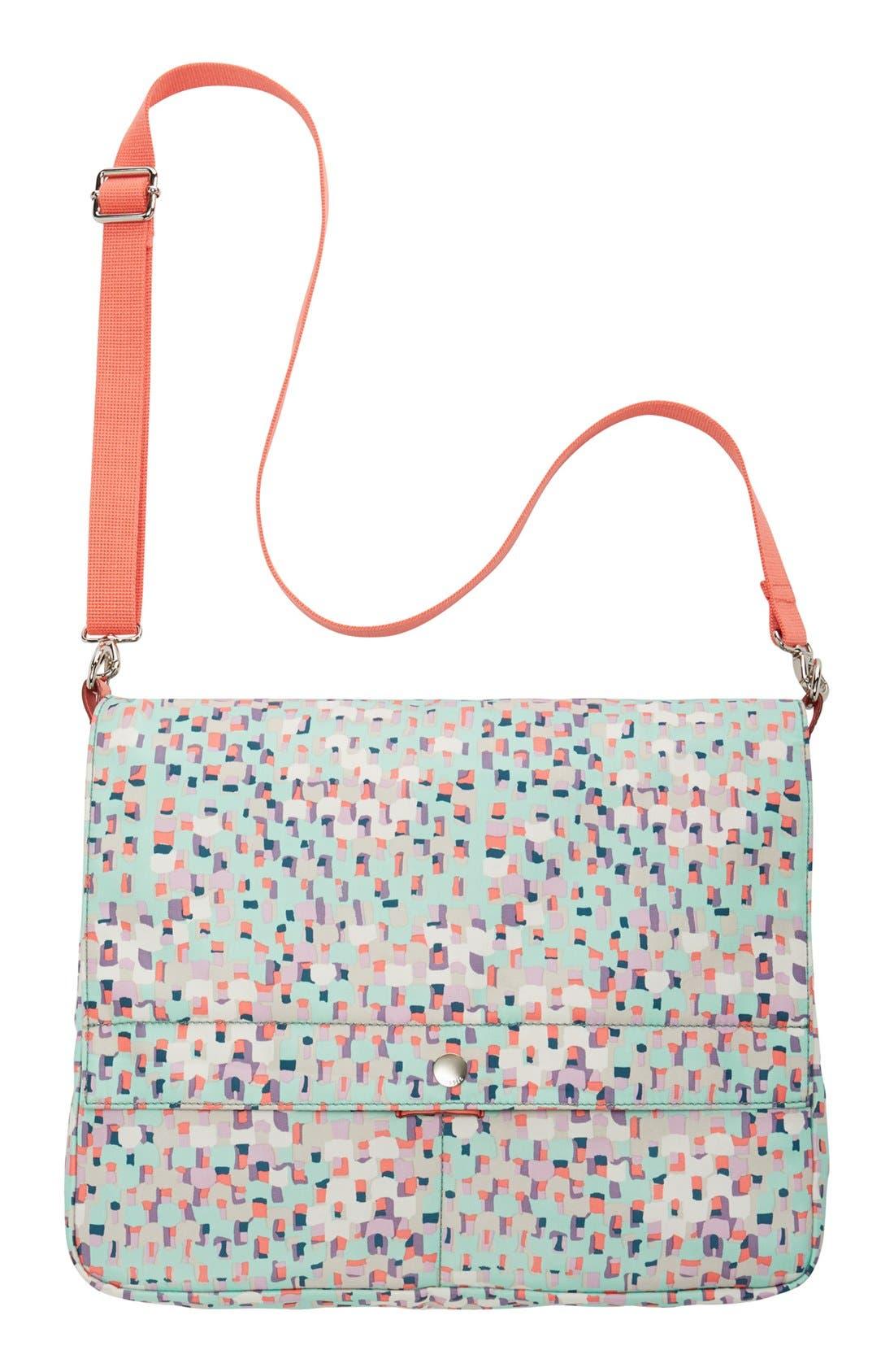FOSSIL,                             'Key-Per' Messenger Bag,                             Alternate thumbnail 2, color,                             403