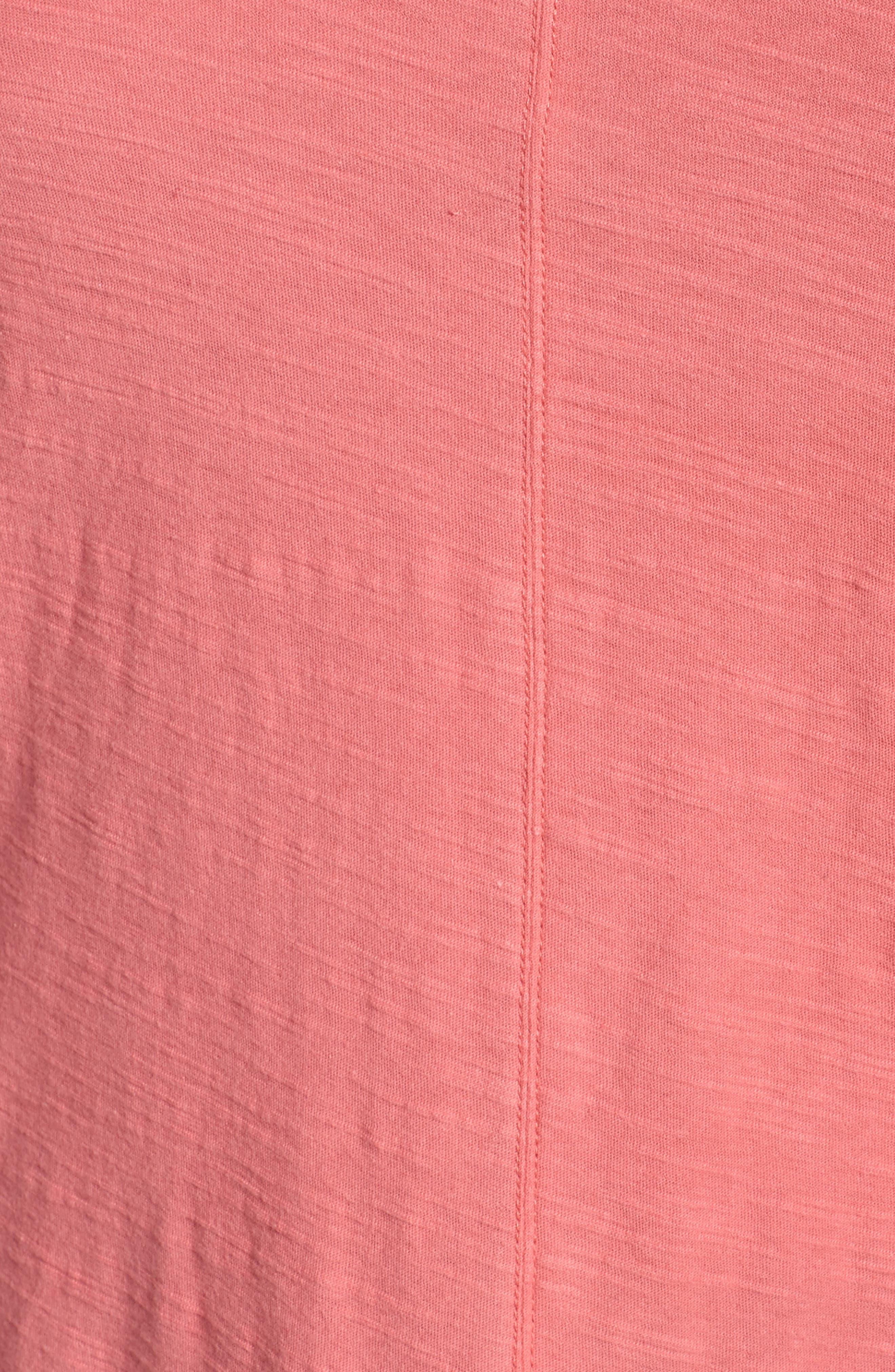 Lightweight Cold Shoulder Top,                             Alternate thumbnail 5, color,                             685