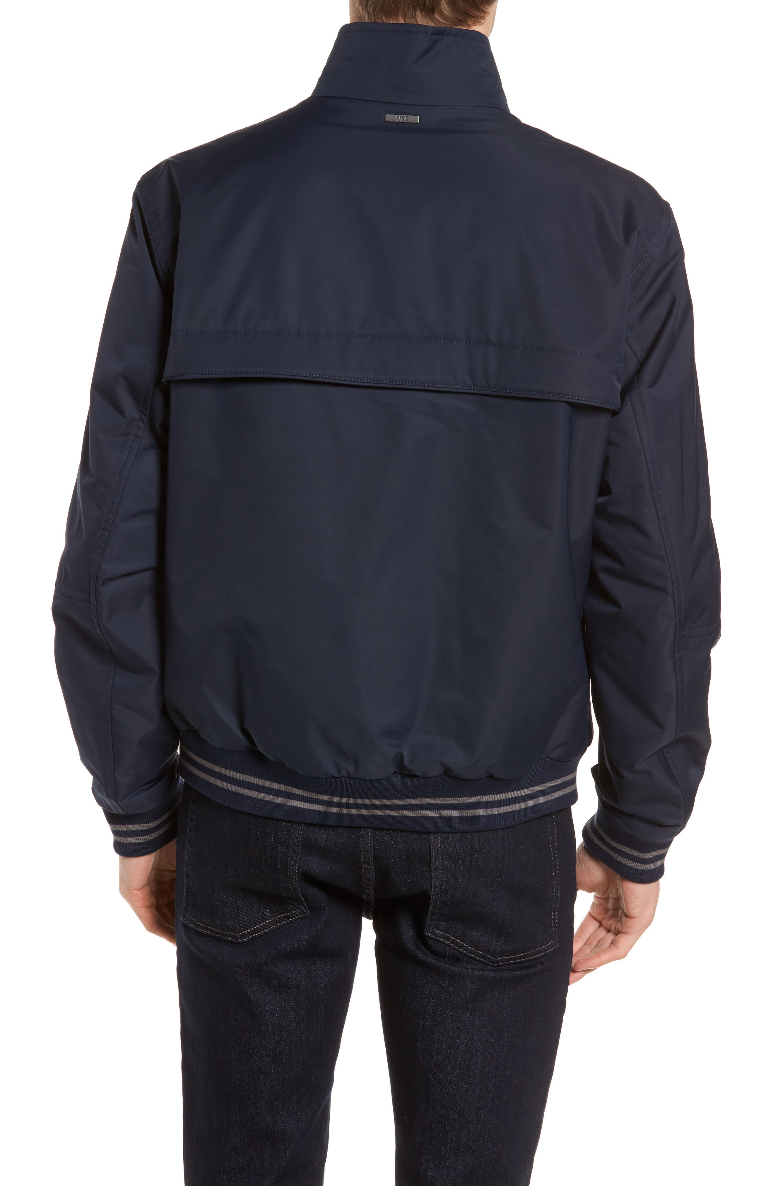 Cossito Regular Fit Bomber Jacket,                             Alternate thumbnail 2, color,                             410