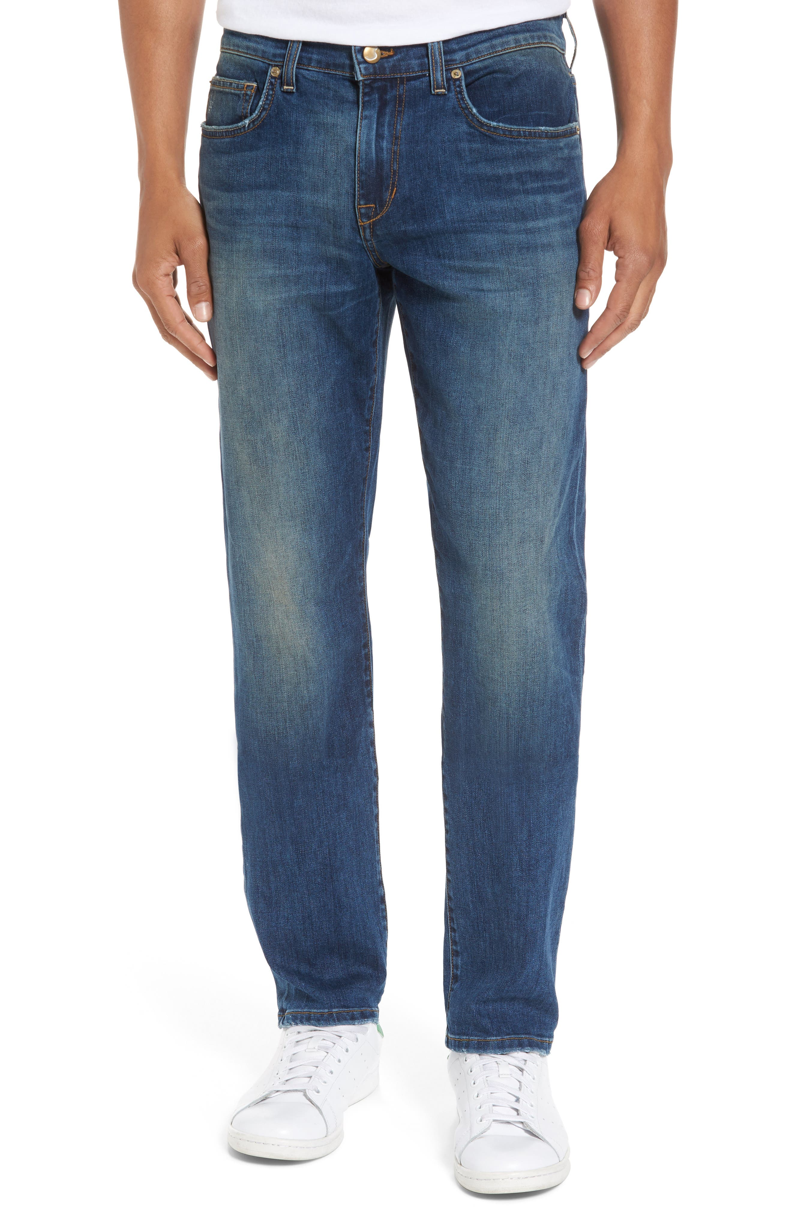 Slim Fit Jeans,                         Main,                         color, 439