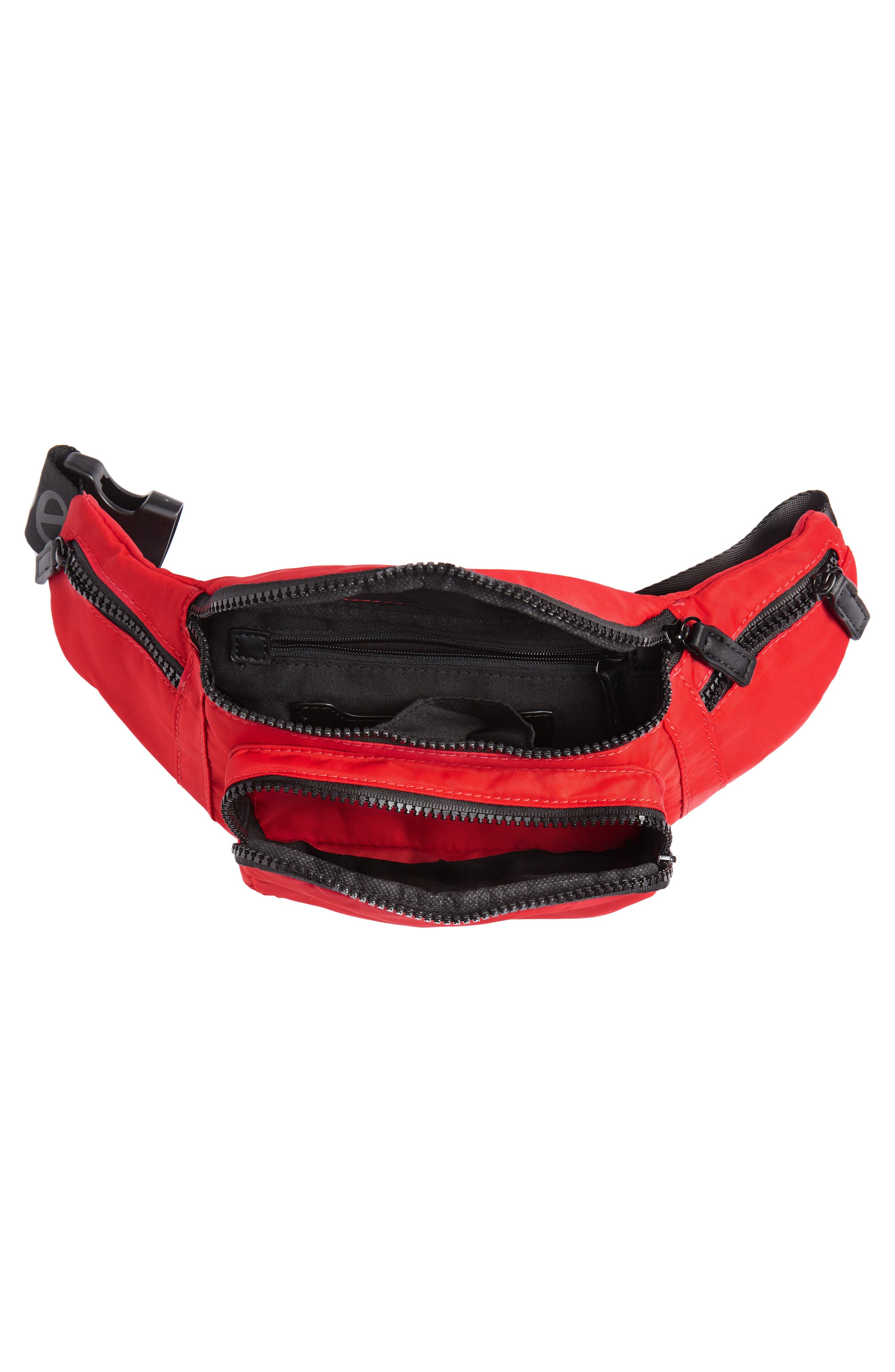 Tokyo Belt Bag,                             Alternate thumbnail 5, color,                             RED