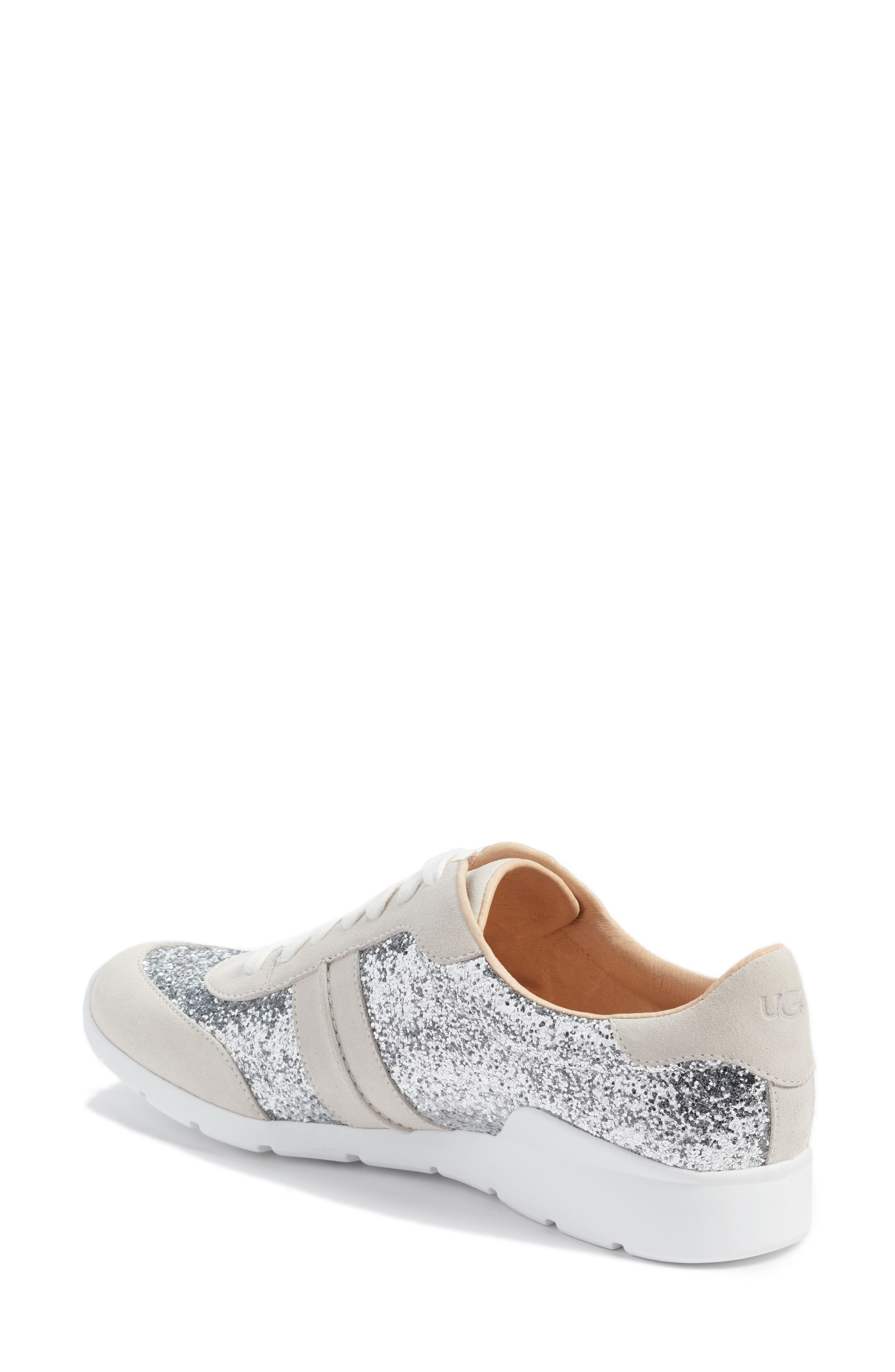 Jaida Glitter Sneaker,                             Alternate thumbnail 2, color,                             040