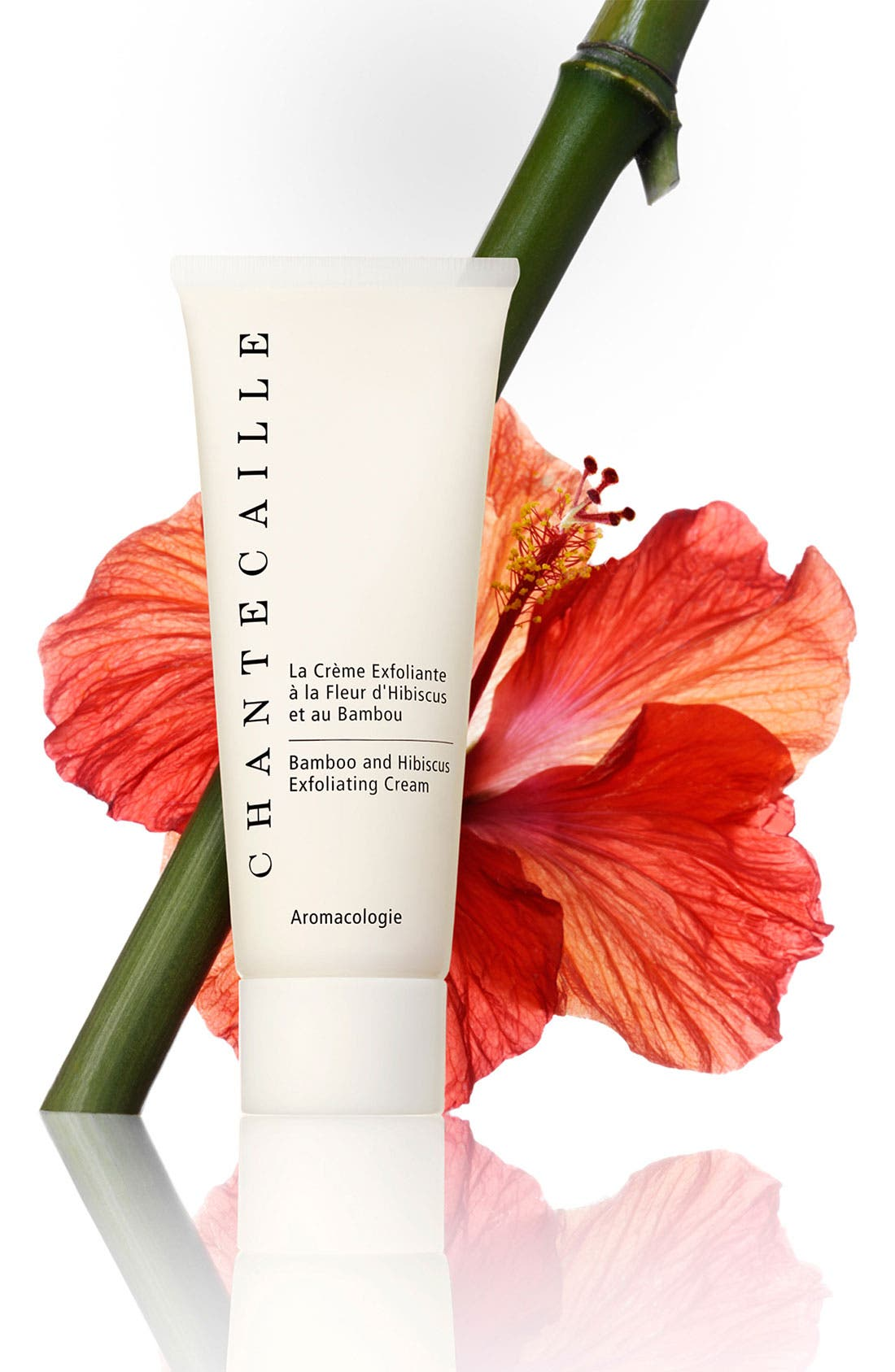Bamboo & Hibiscus Exfoliating Cream,                             Alternate thumbnail 2, color,                             000