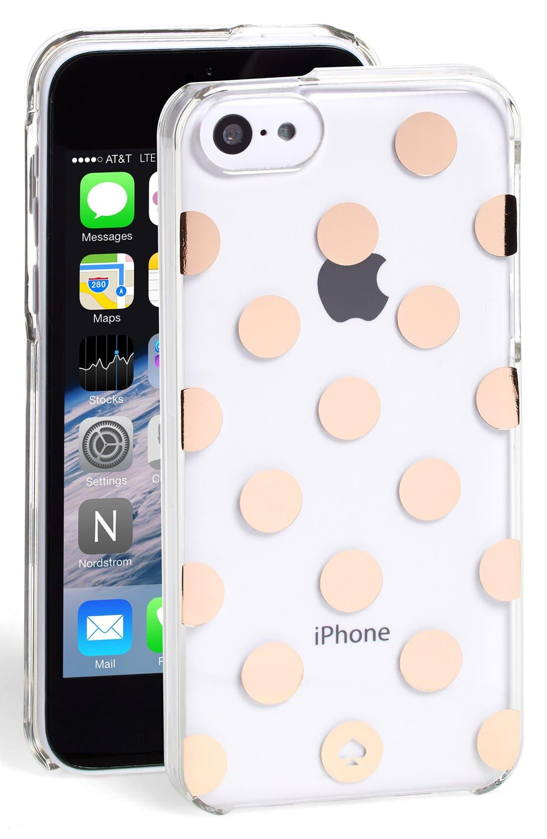 'le pavillion' iPhone 5 & 5s case,                             Alternate thumbnail 2, color,                             999