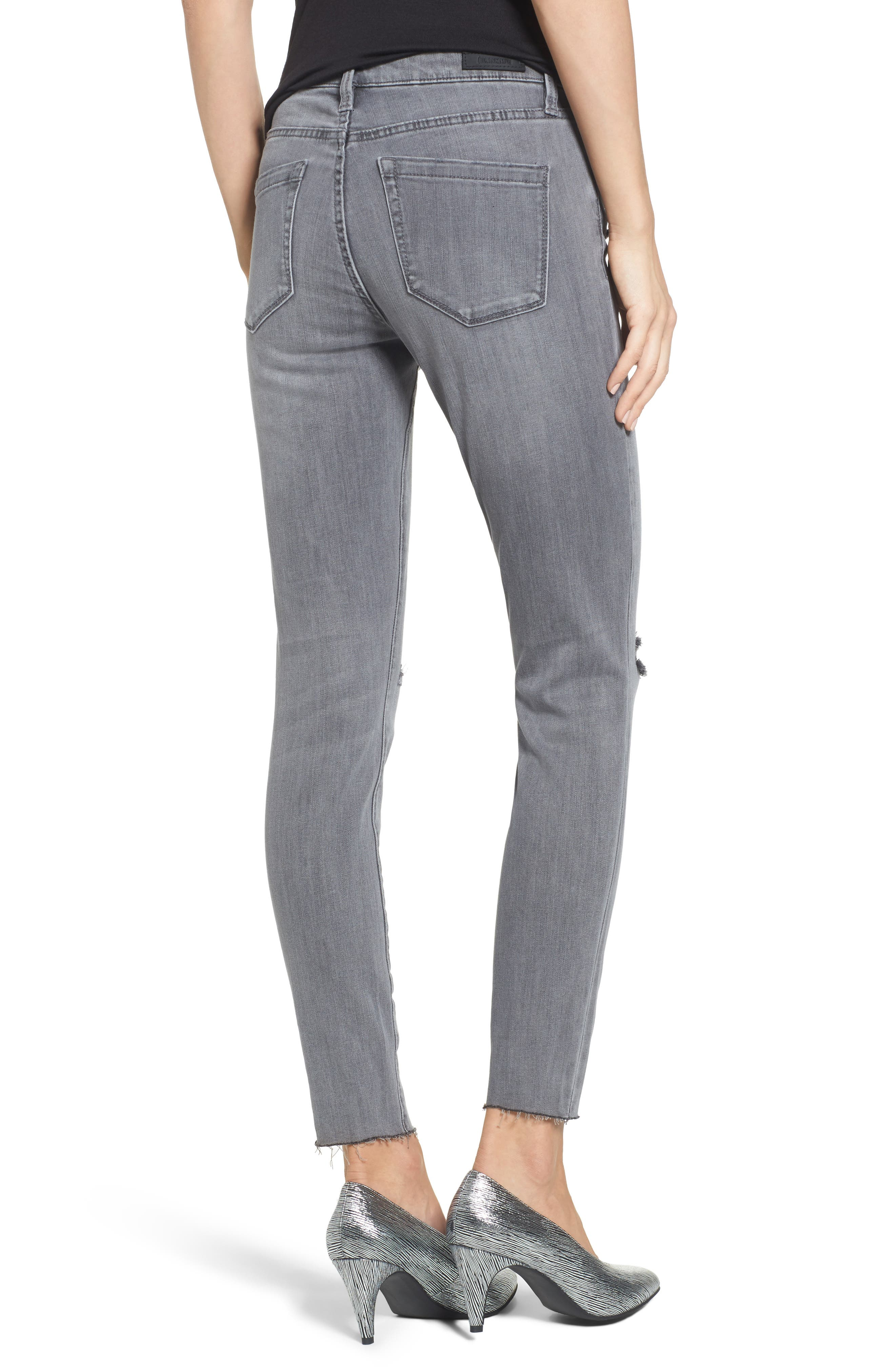 Tequila Royale Skinny Jeans,                             Alternate thumbnail 2, color,