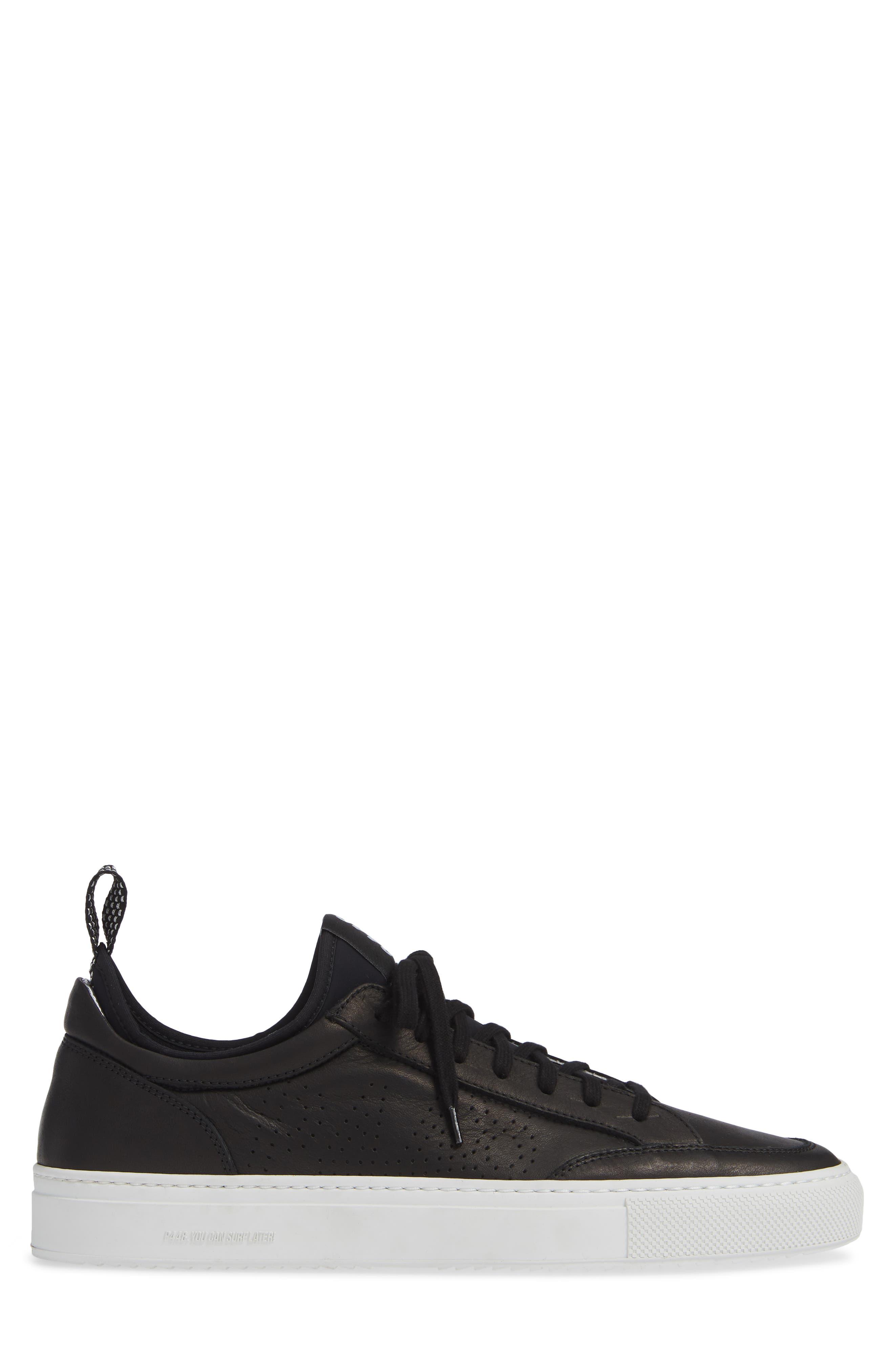 Absohosocks Sneaker,                             Alternate thumbnail 3, color,                             BLACK