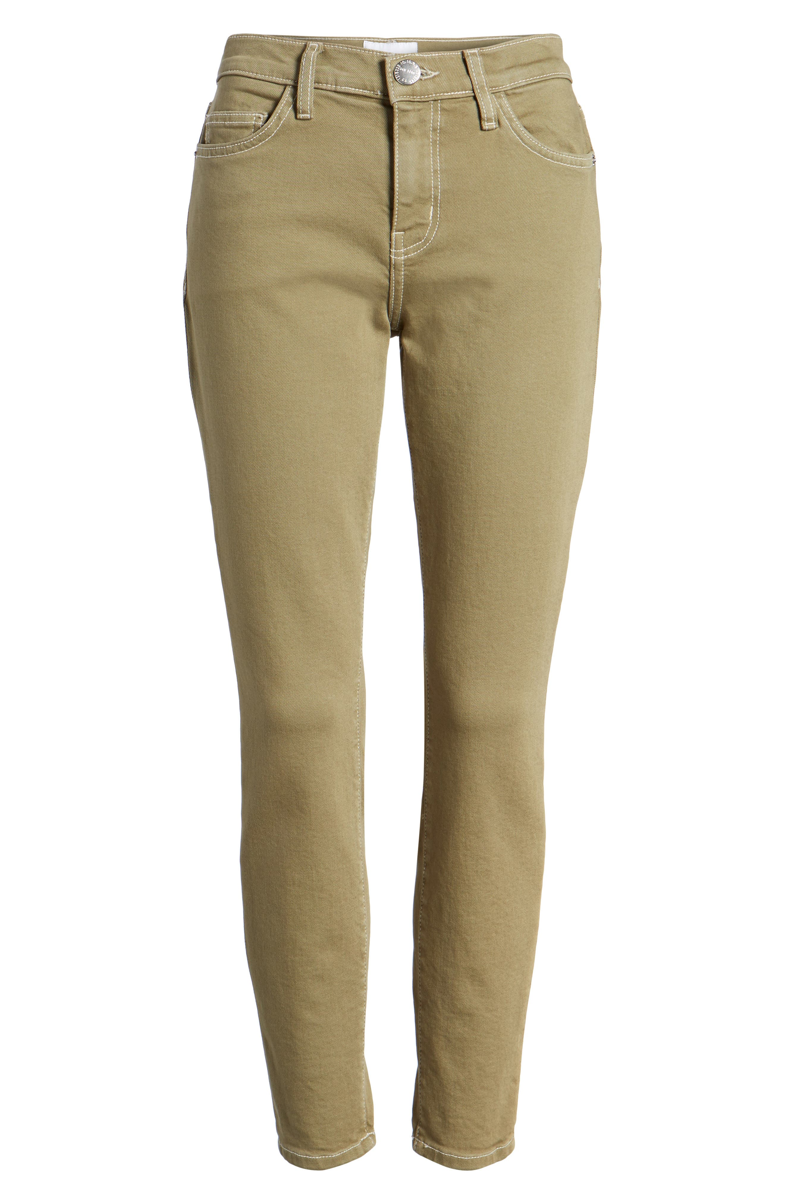 The Stiletto Ankle Skinny Jeans,                             Alternate thumbnail 7, color,                             348