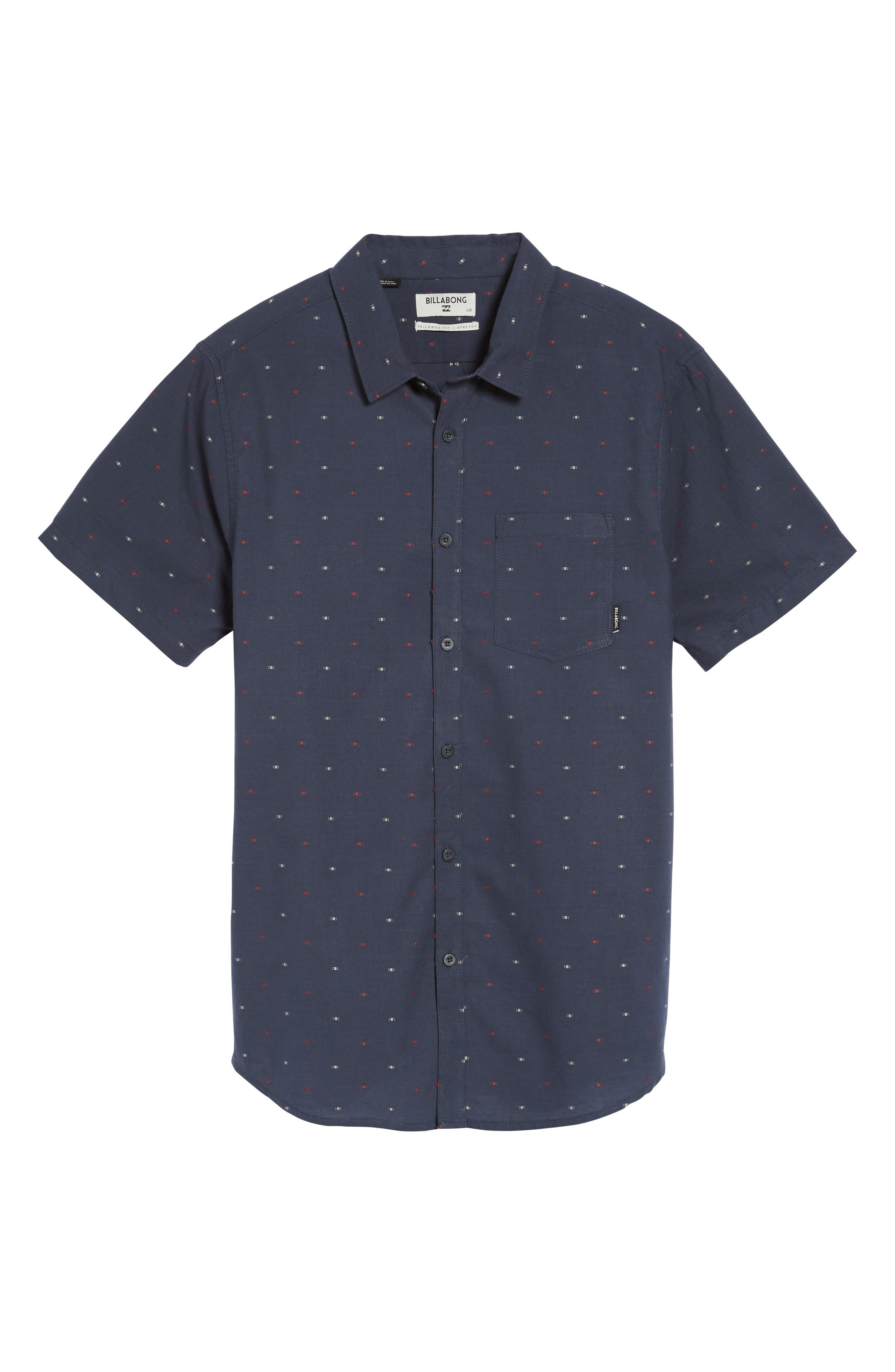 Cruisin Dobby Woven Shirt,                             Alternate thumbnail 12, color,