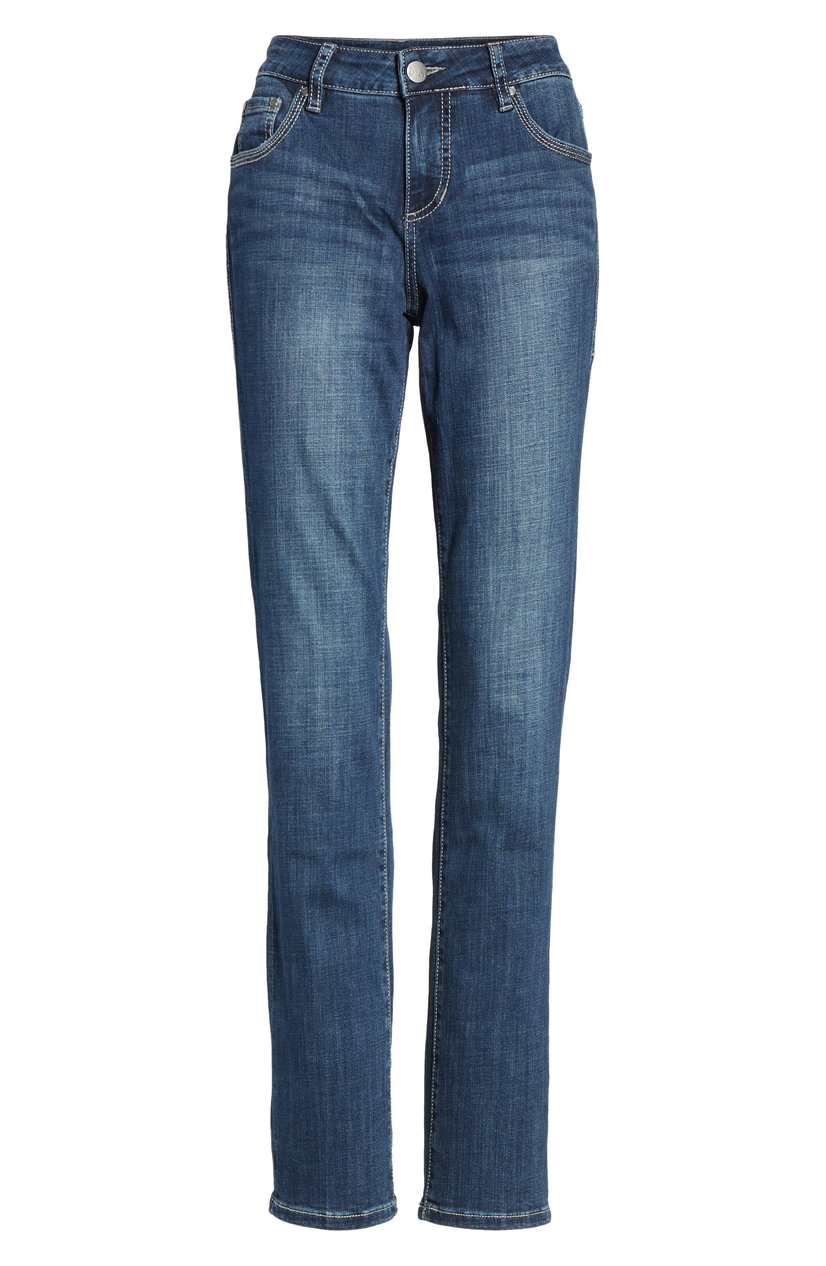 Adrian Straight Leg Jeans,                             Alternate thumbnail 6, color,