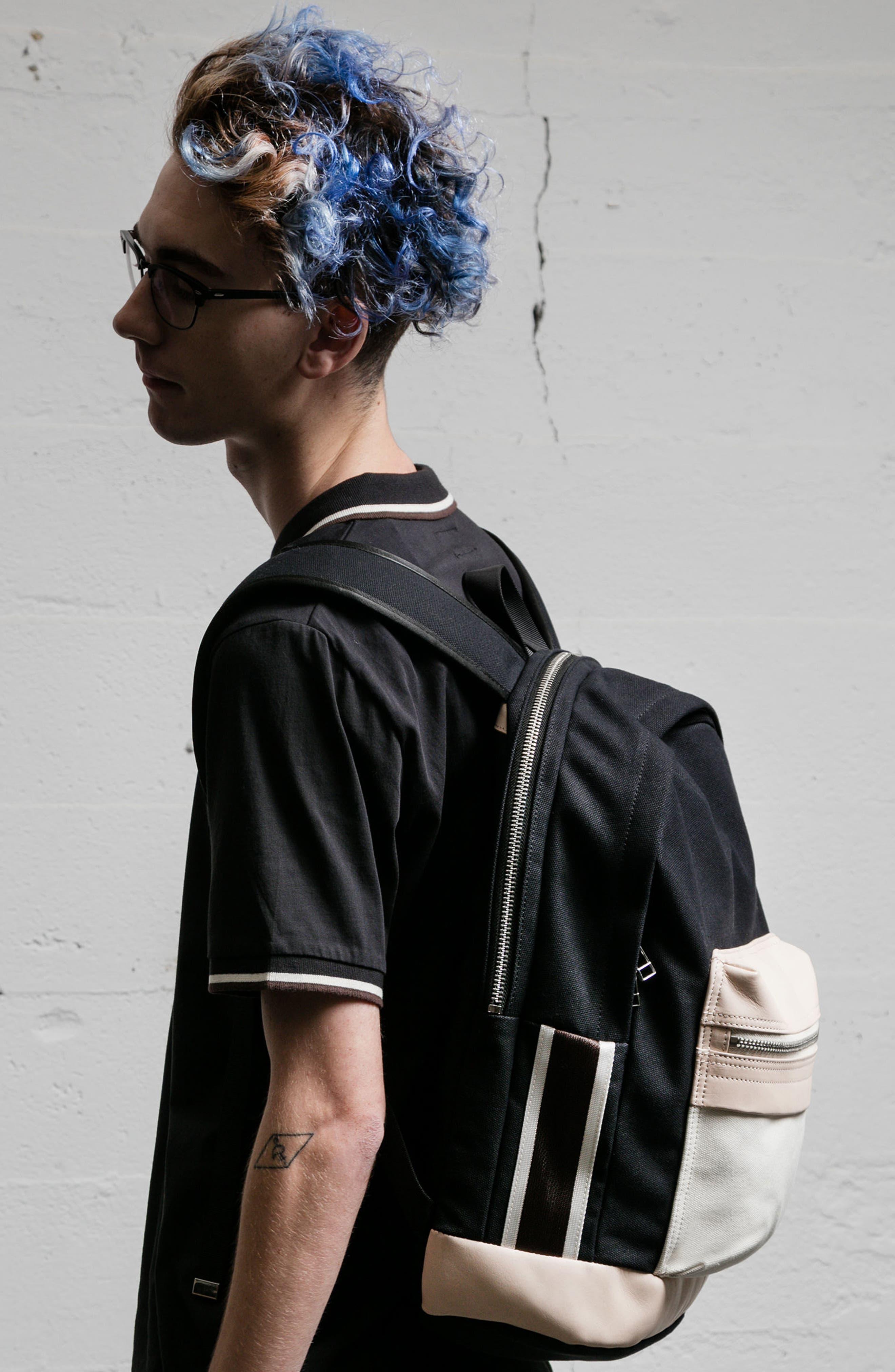 Lancer Backpack,                             Alternate thumbnail 5, color,                             010