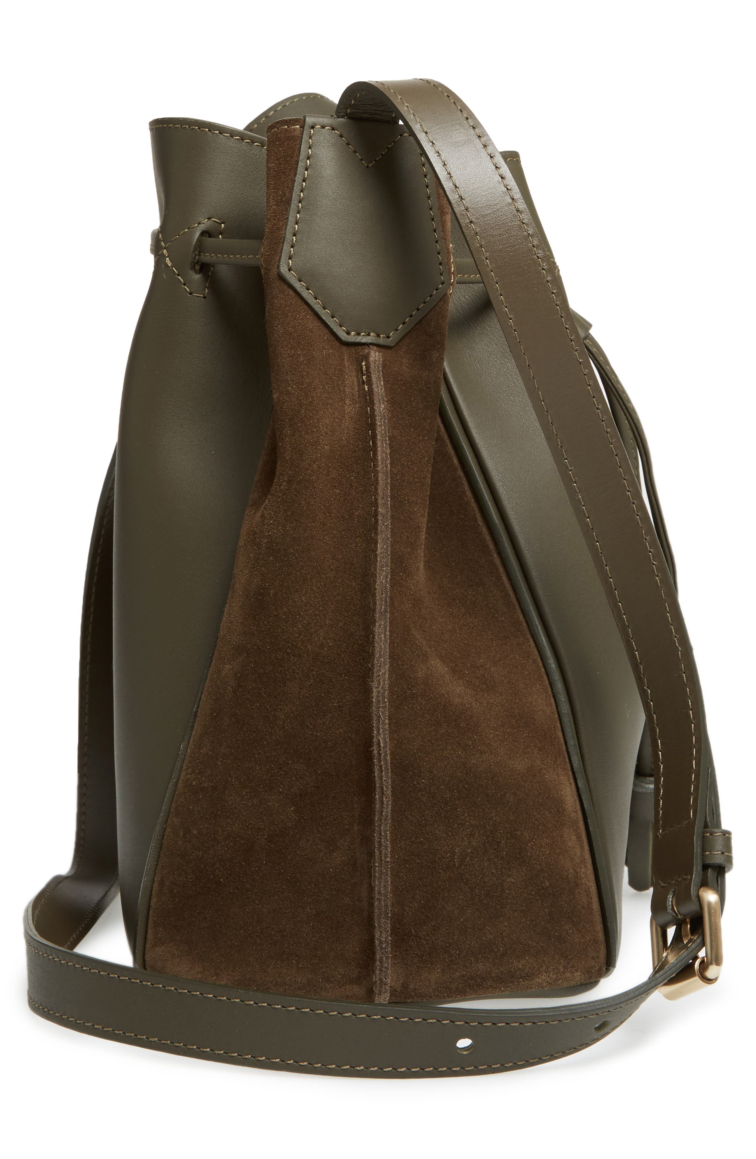 Small Penelope Leather Tote,                             Alternate thumbnail 5, color,                             300