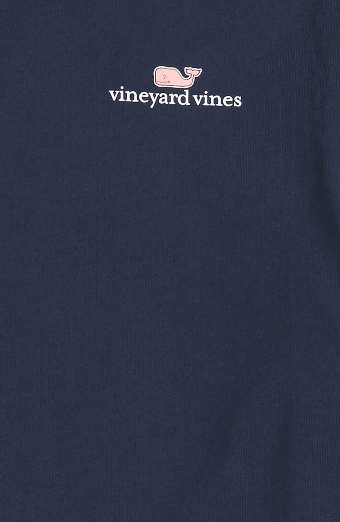 Logo Graphic Long Sleeve T-Shirt,                             Alternate thumbnail 3, color,