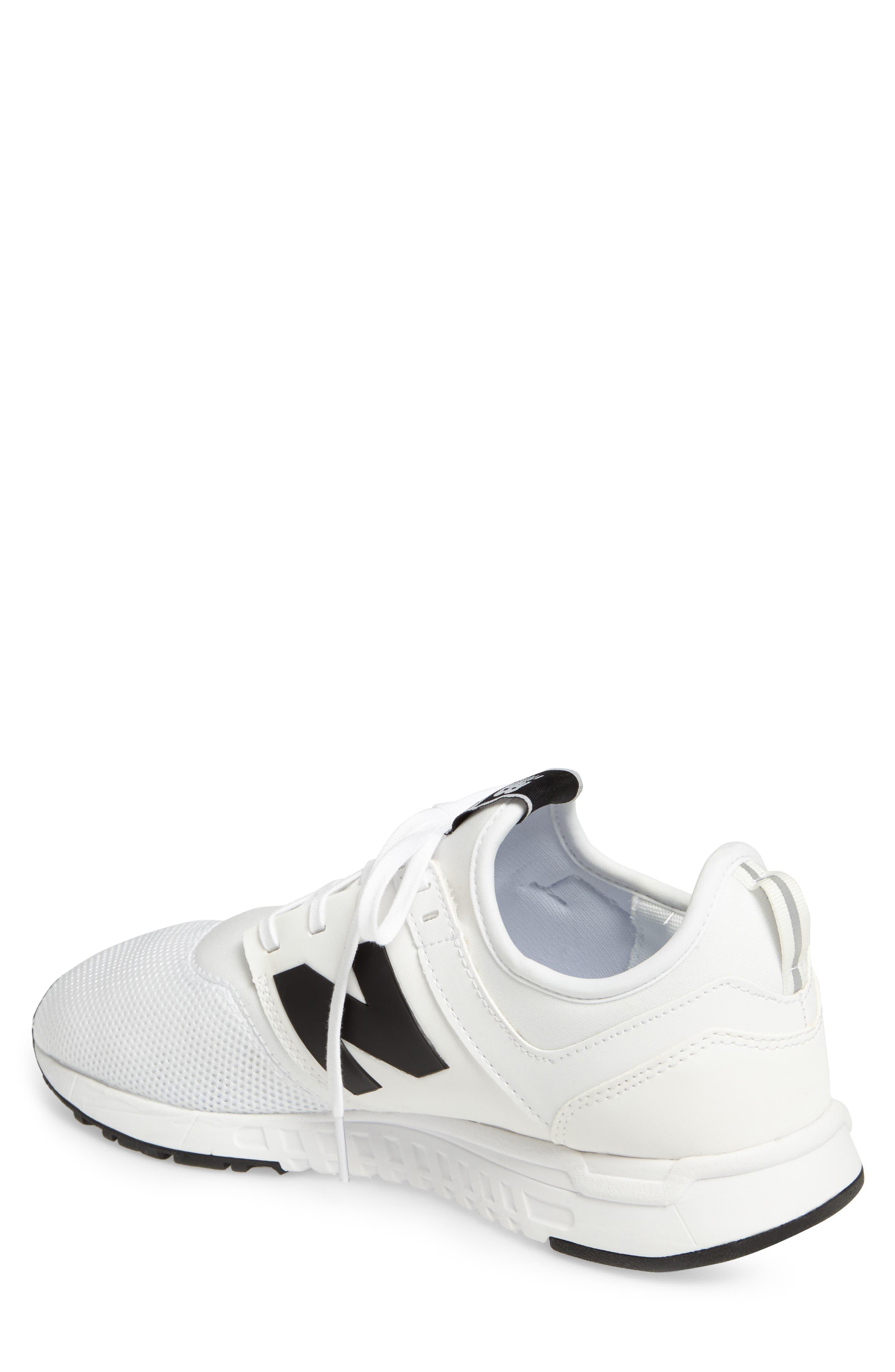 247 Modern Classic Sneaker,                             Alternate thumbnail 7, color,