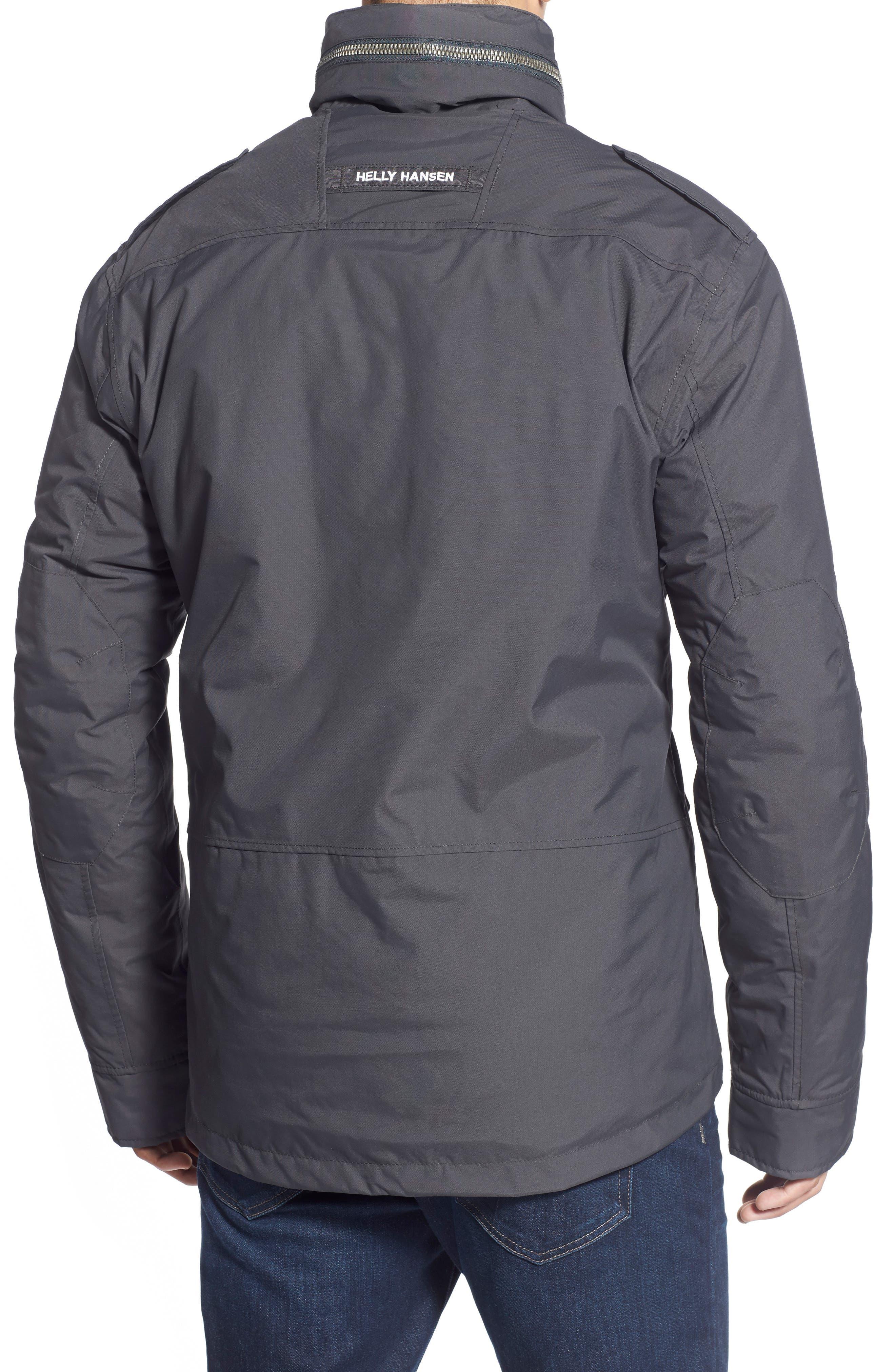 HellyHansen 'Universal' MotoRain Jacket,                             Alternate thumbnail 2, color,                             080