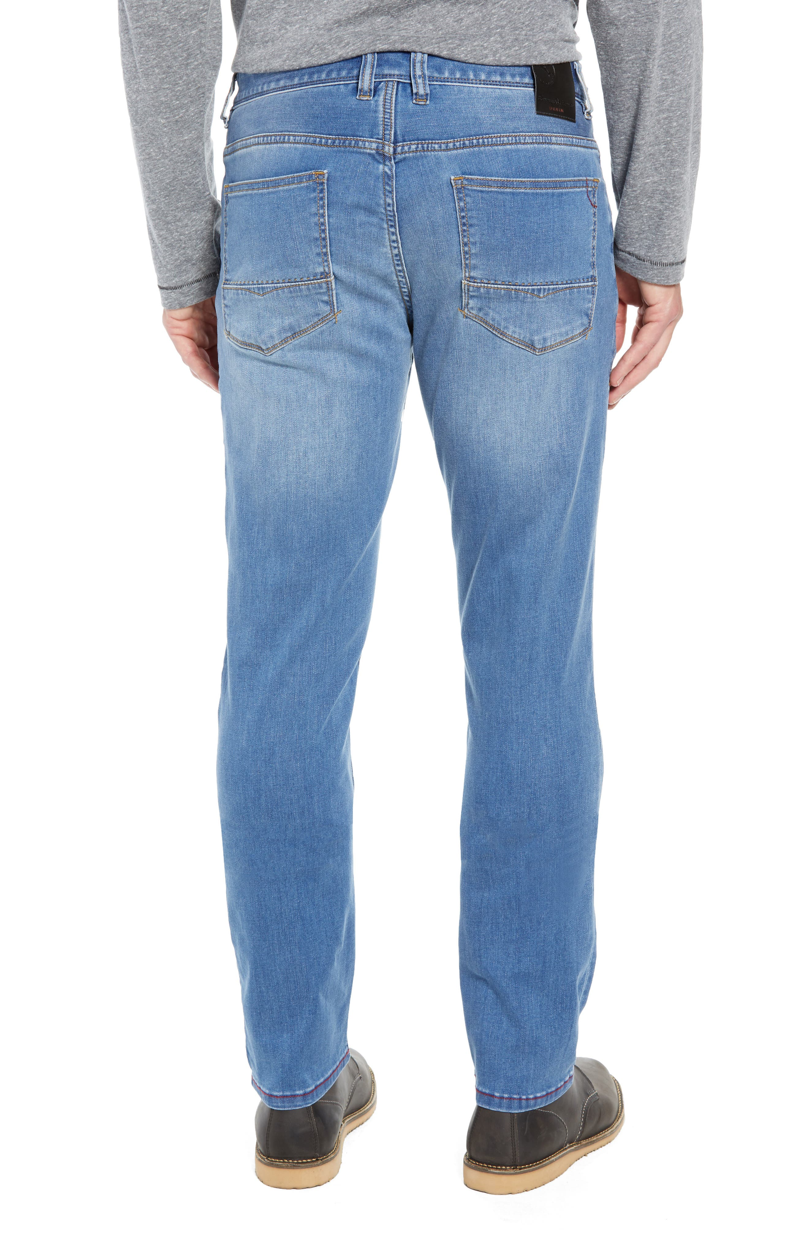 Costa Rica Vintage Regular Fit Jeans,                             Alternate thumbnail 2, color,                             400