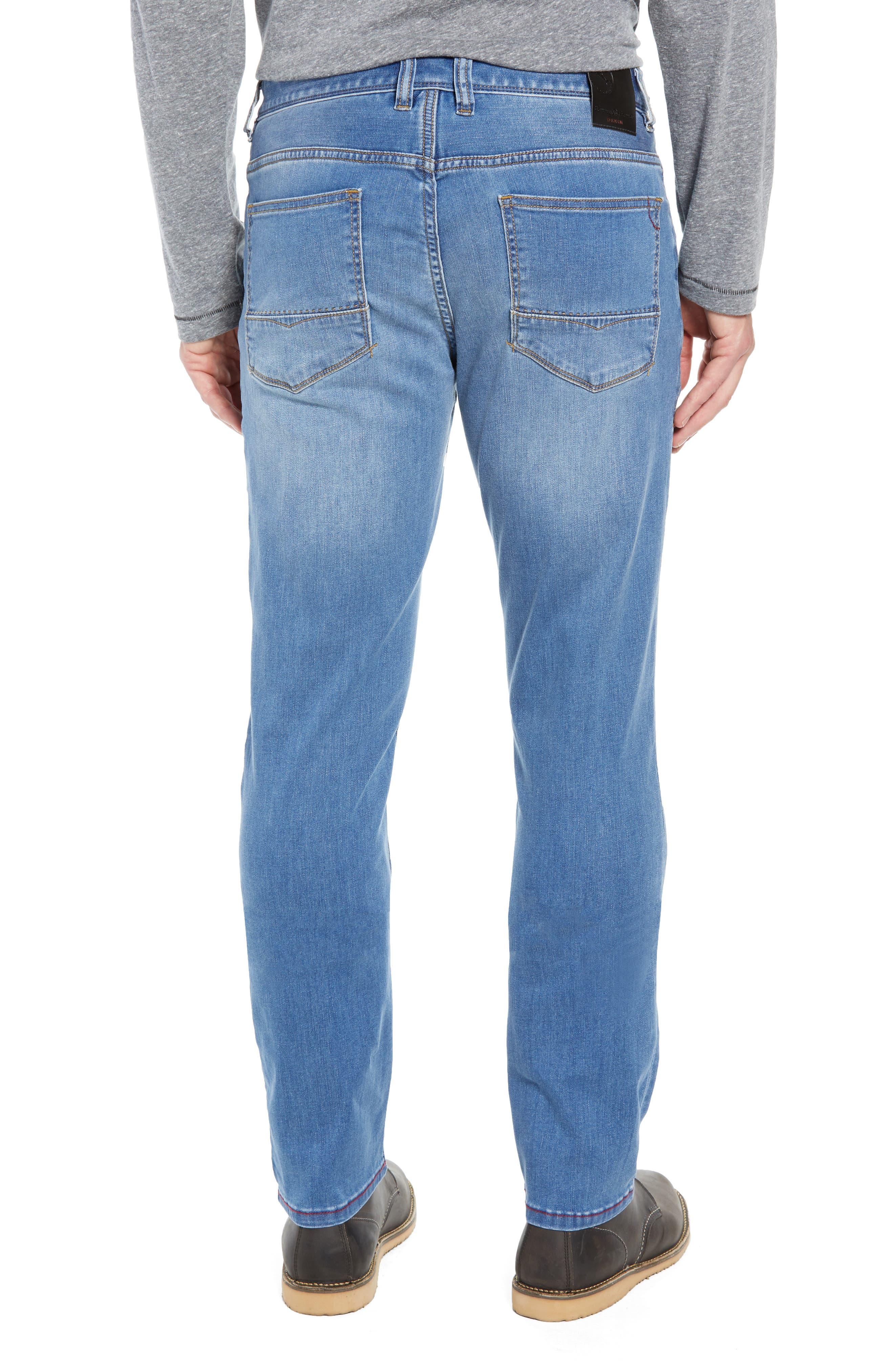 Costa Rica Vintage Regular Fit Jeans,                             Alternate thumbnail 2, color,                             MED WASH