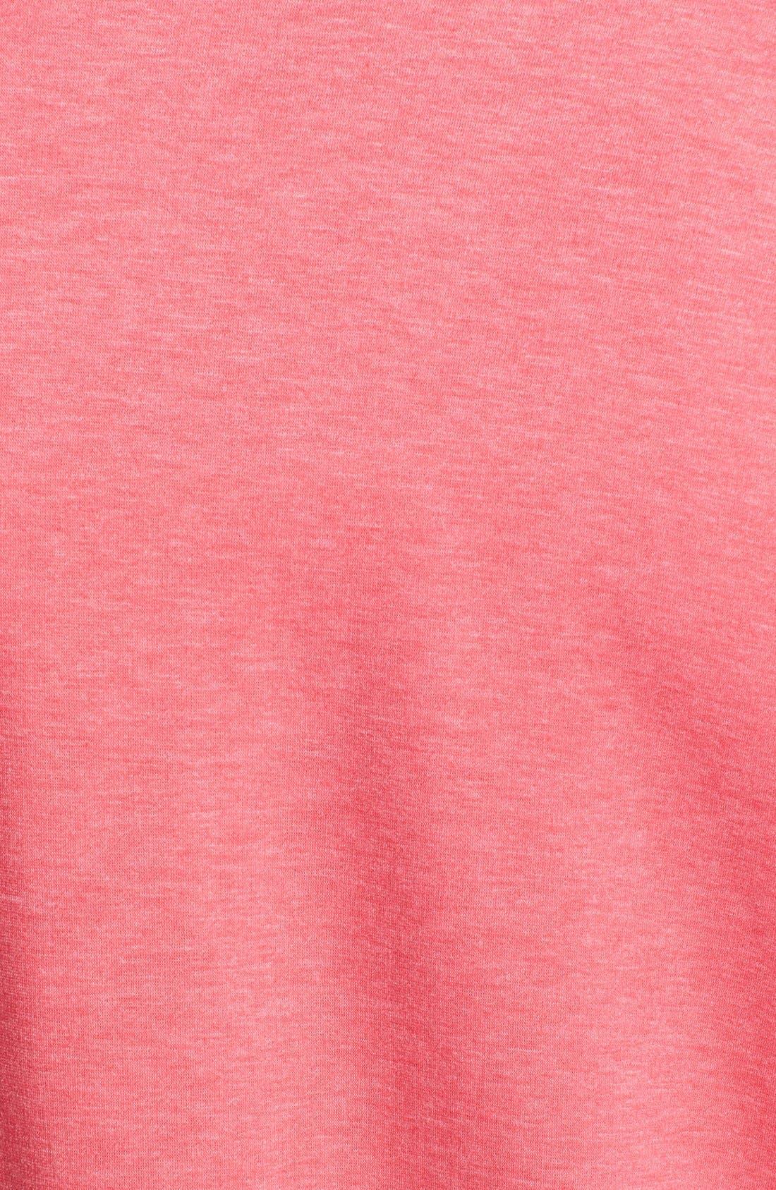 One-Button Fleece Cardigan,                             Alternate thumbnail 134, color,