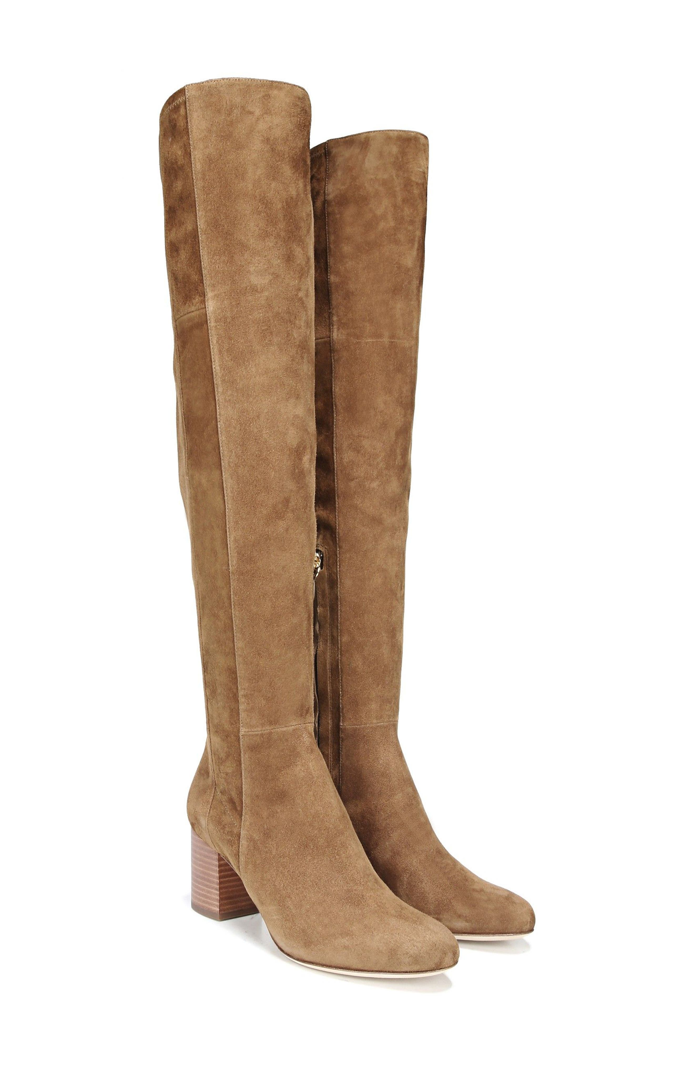 Luzzi Over the Knee Boot,                             Alternate thumbnail 15, color,